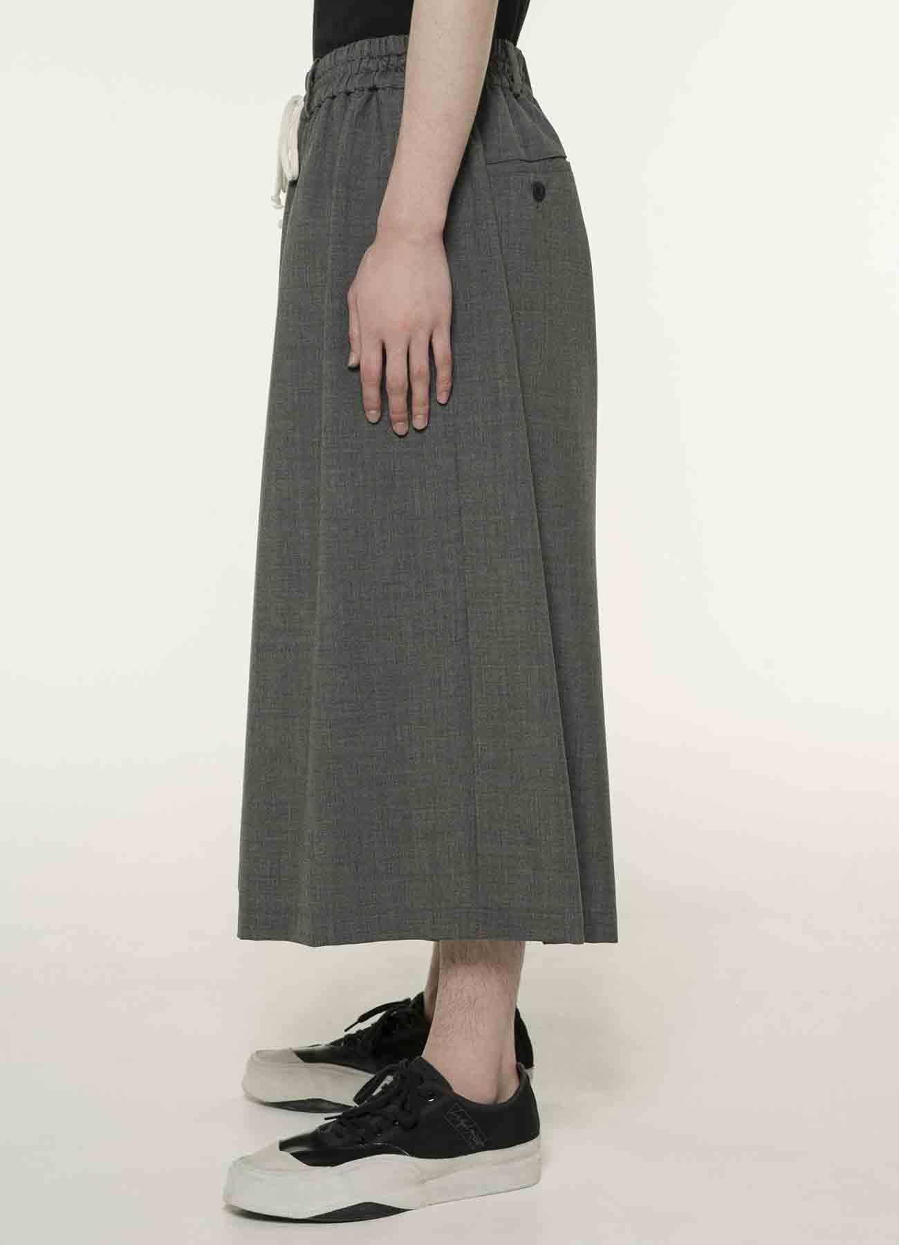 T / W热带裙裤