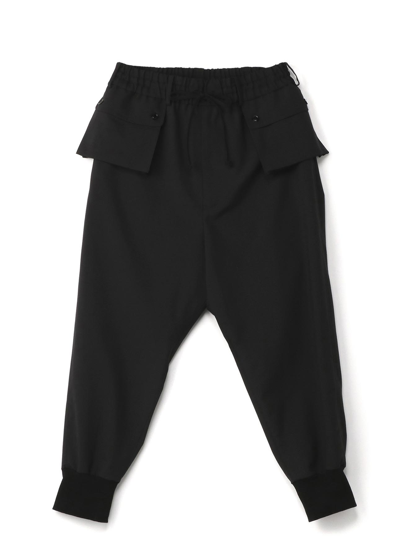 T/W Tropical Hem rib Pocket Pants
