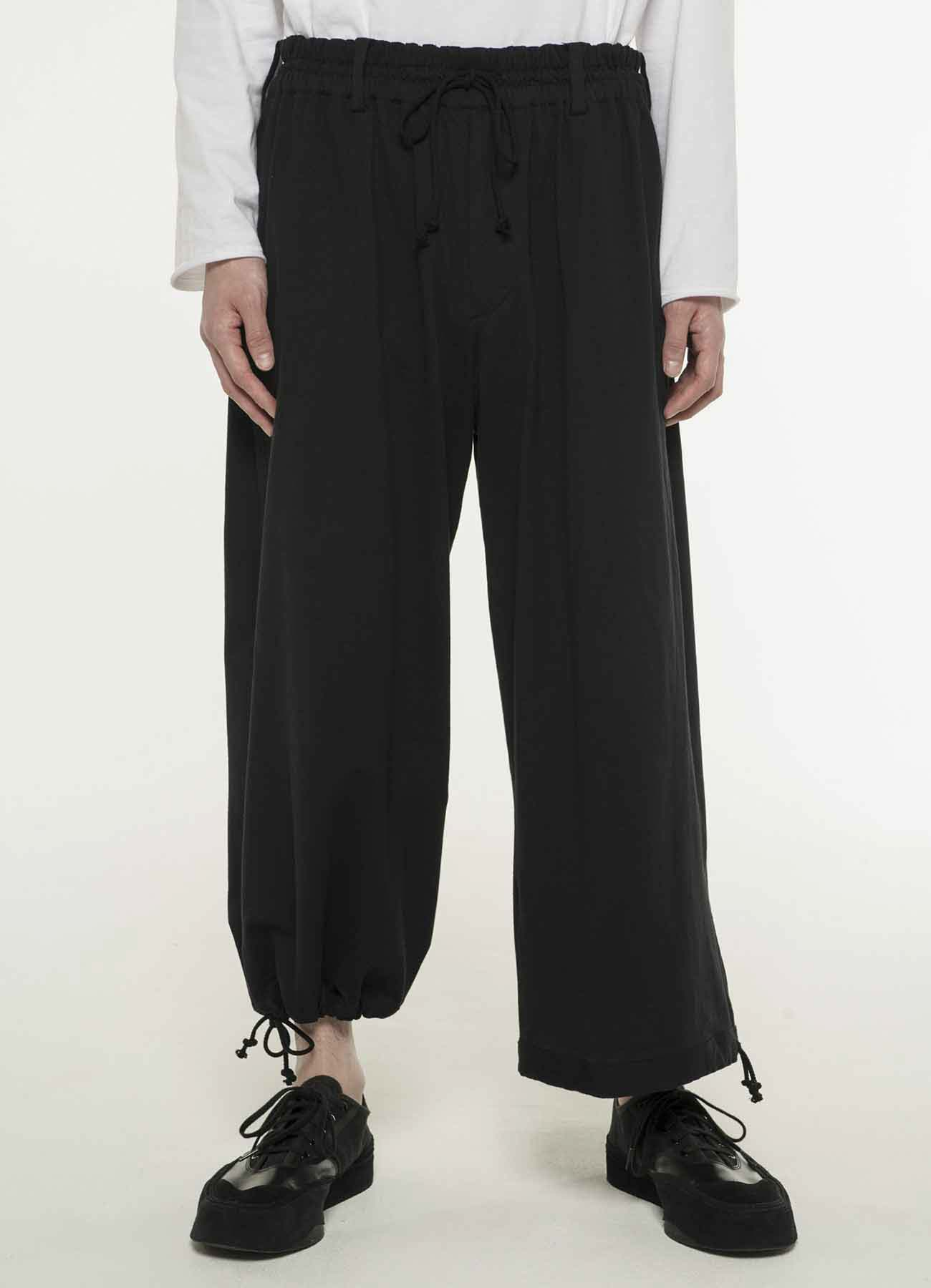 纯棉灯笼裤