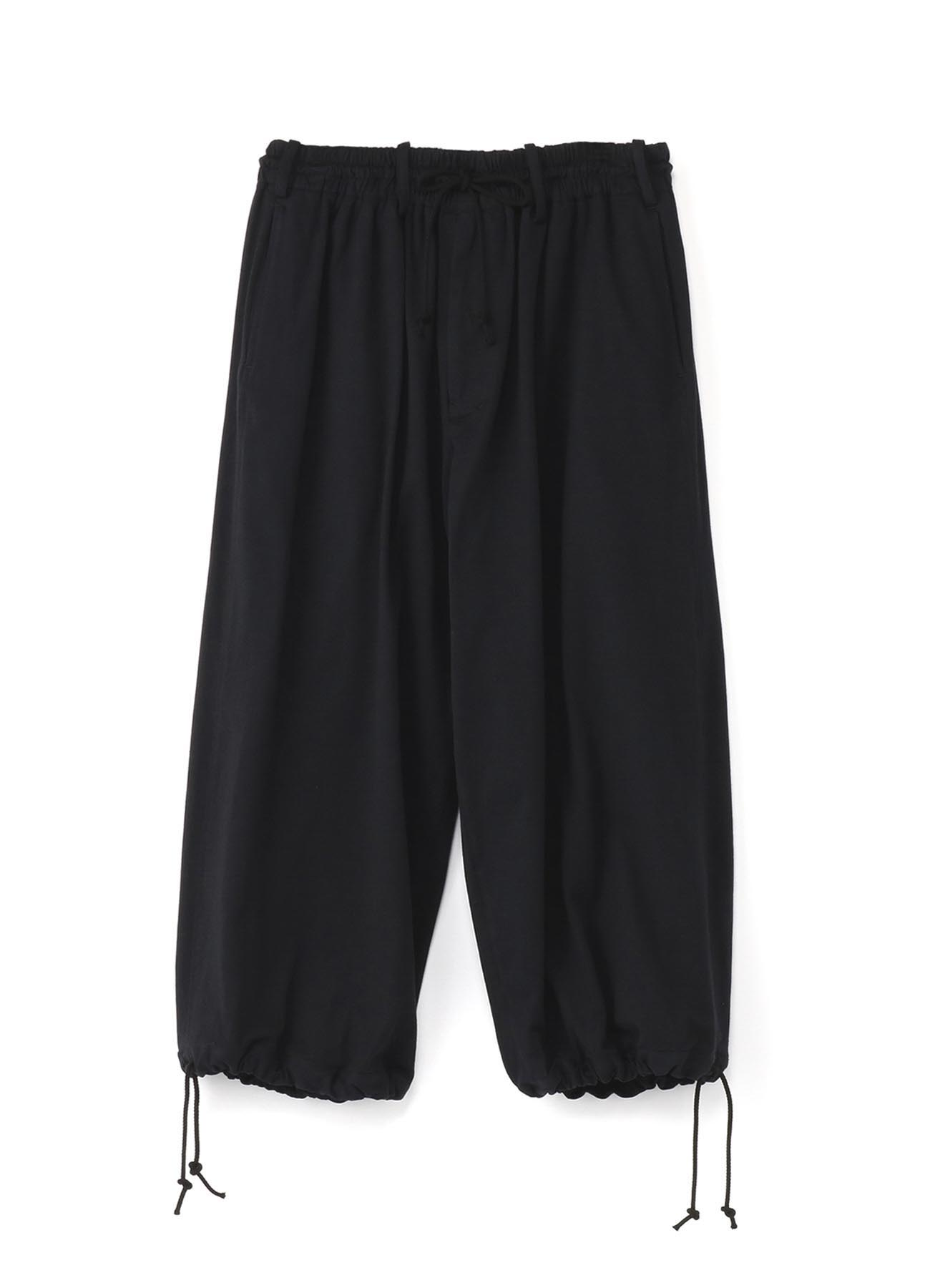 40/2Cotton Jersey Balloon Pants