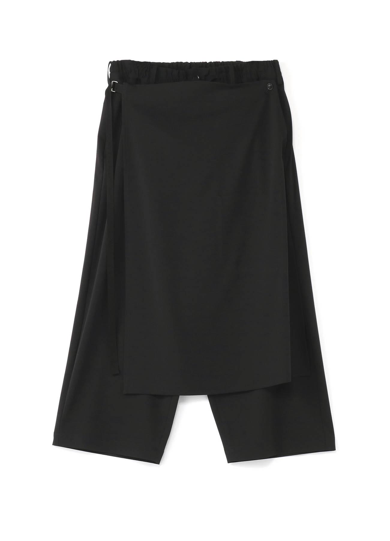 """""""围裙""""七分裤"""