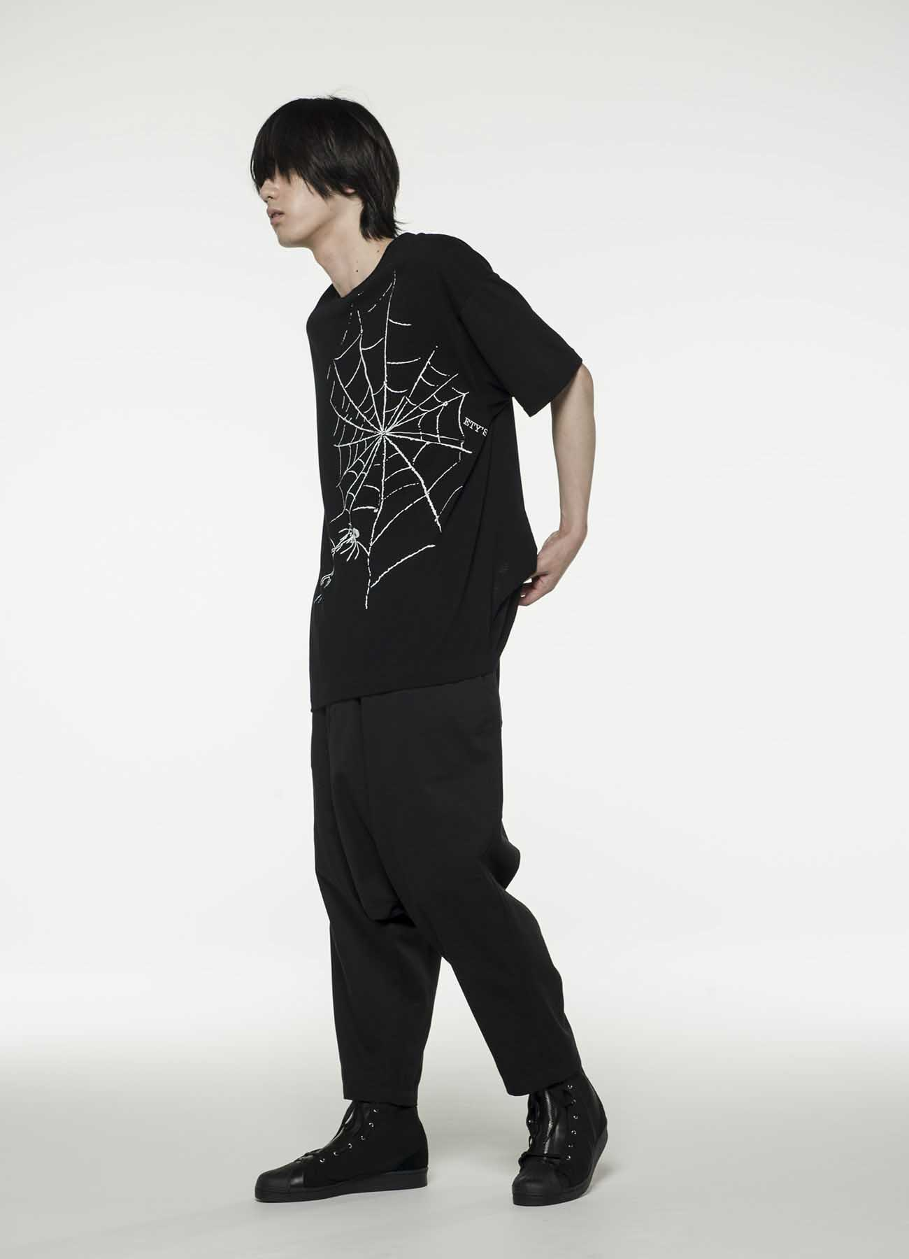 20/CottonJersey The Spiderweb T-shirt