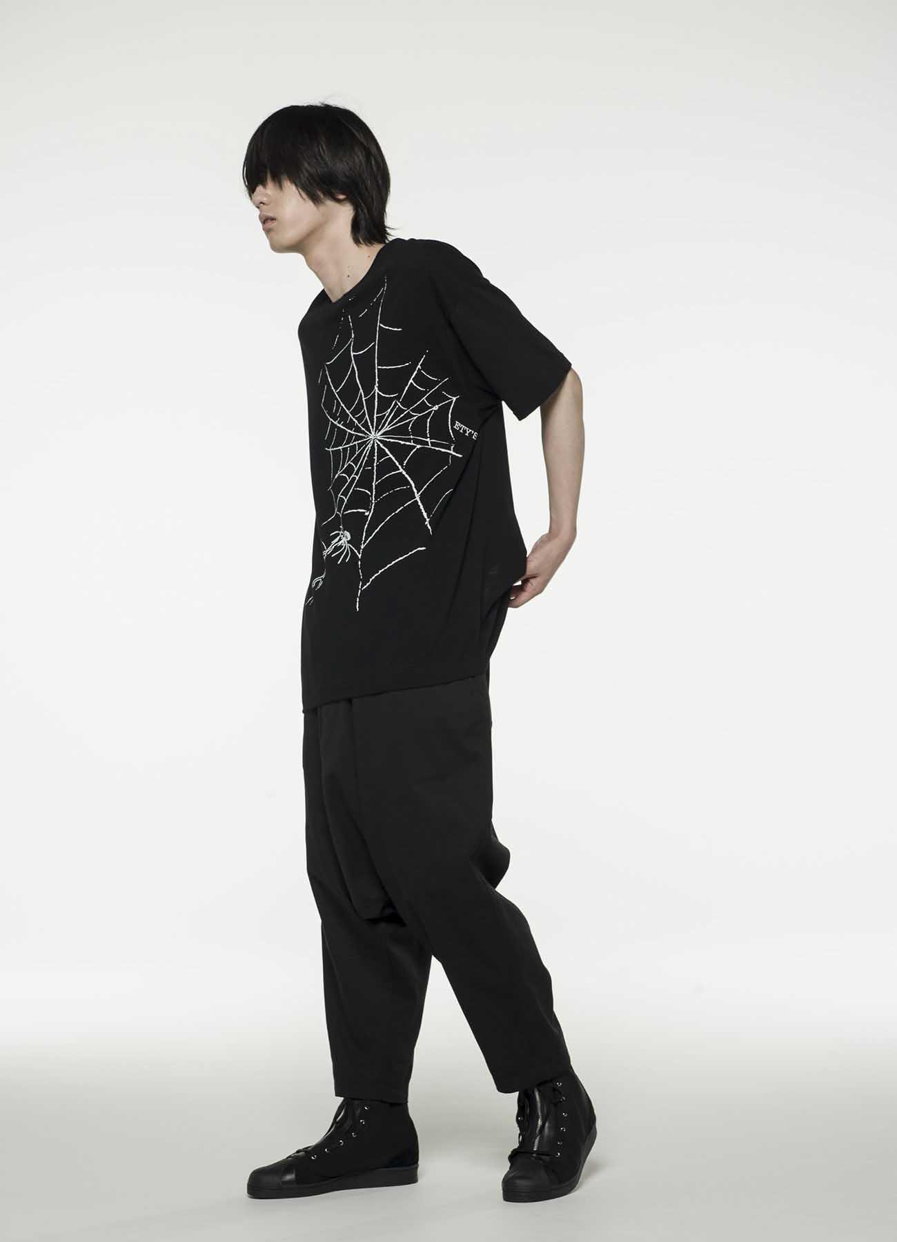 20/CottonJersey The Spiderweb T-shirt