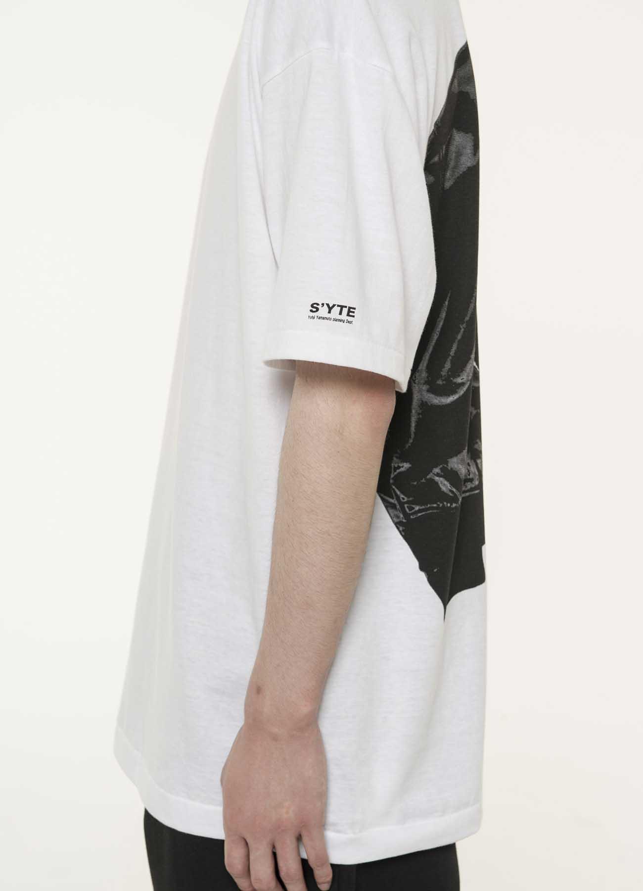 20 / 纯棉针织 GO Yohji GO! T恤