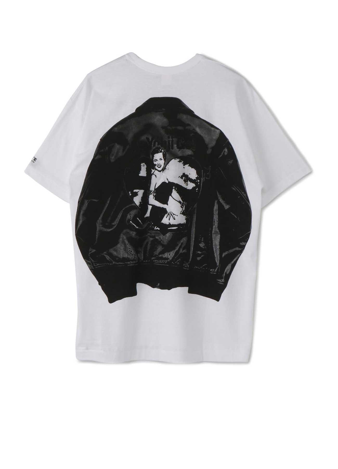 20/CottonJersey GO Yohji GO!T-shirt