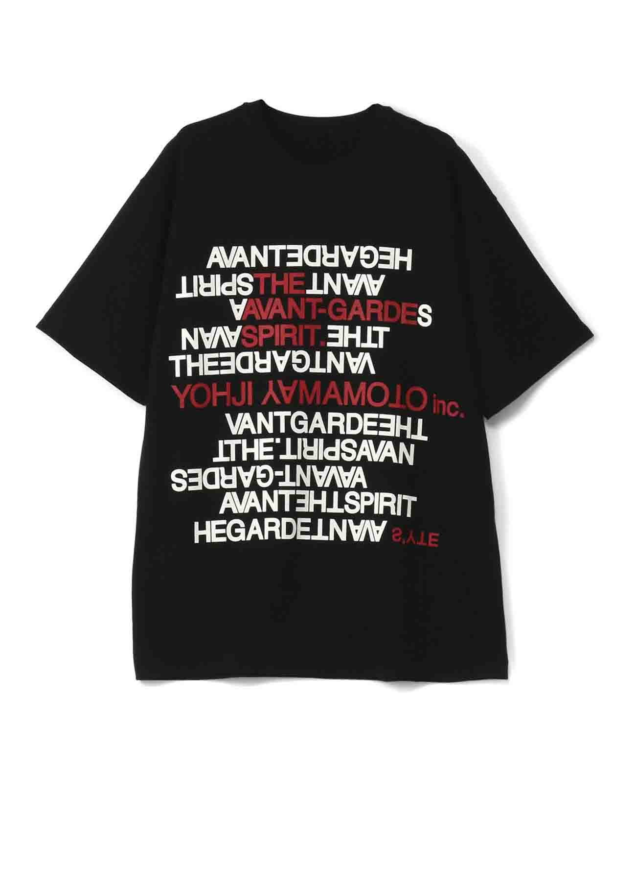 20/CottonJersey  The Avant-Garde Spirit T-Shirt