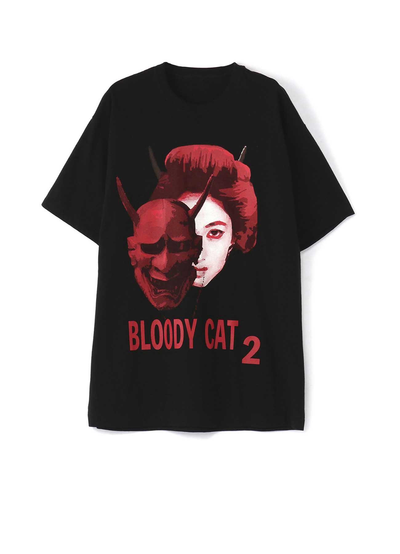 20/CottonJersey Bloody Cat 2 T-Shirt