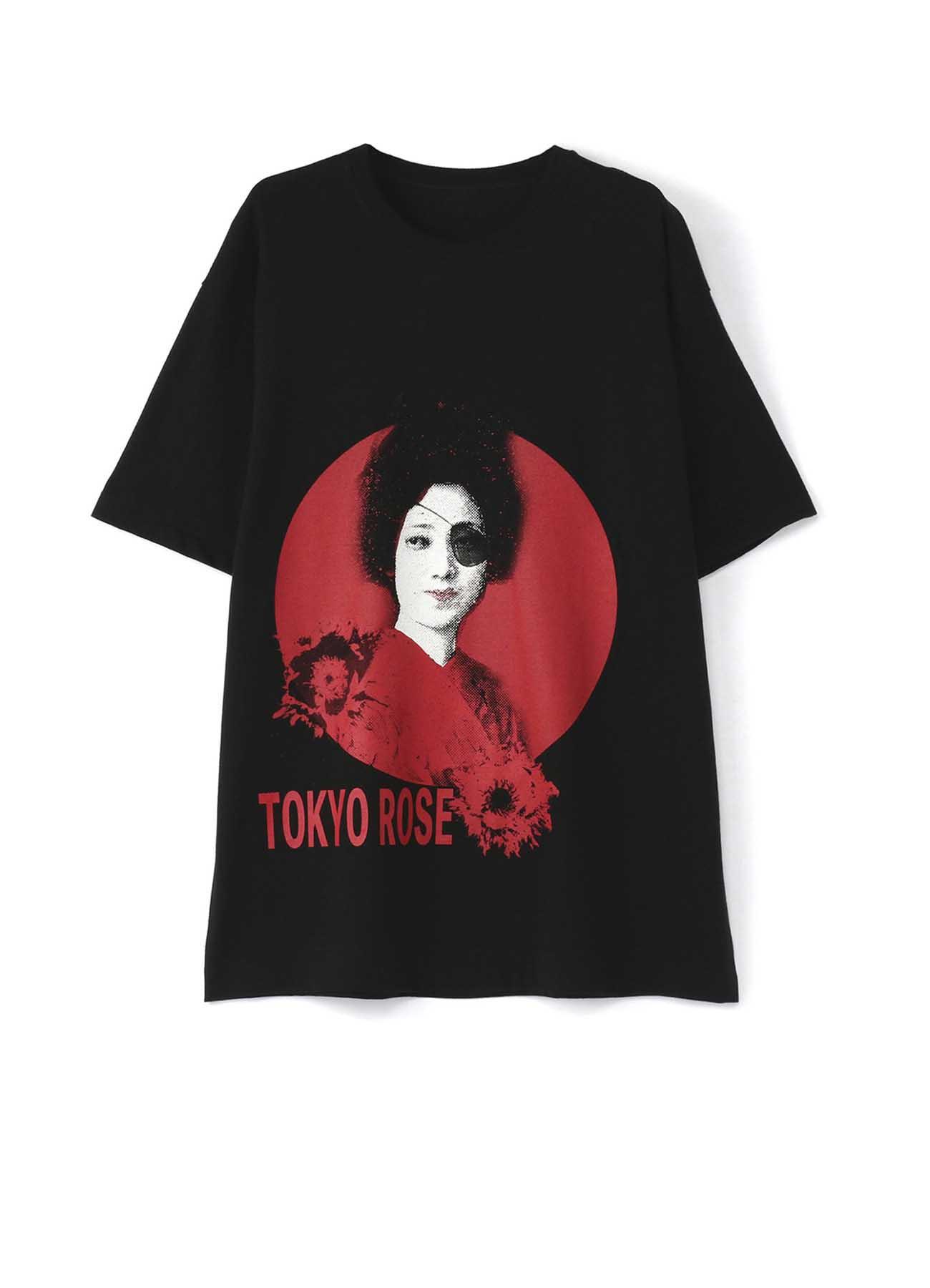 20/CottonJersey Tokyo Rose T-Shirt