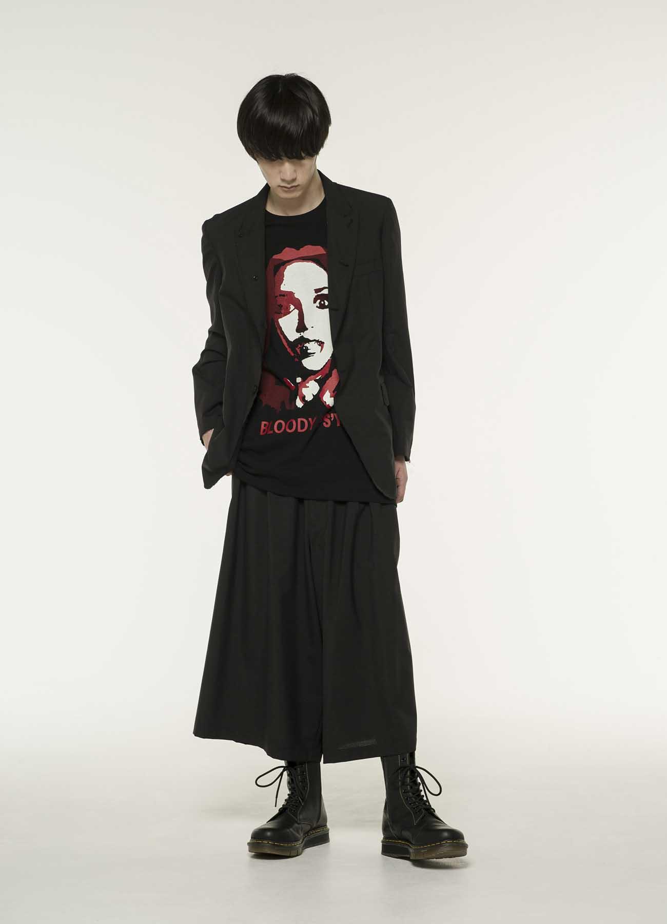 20 / 纯棉针织 Bloody PS'YTE T恤