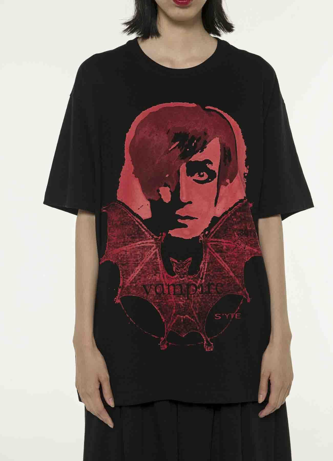 20 / 纯棉针织 S'YTE Vampire T恤