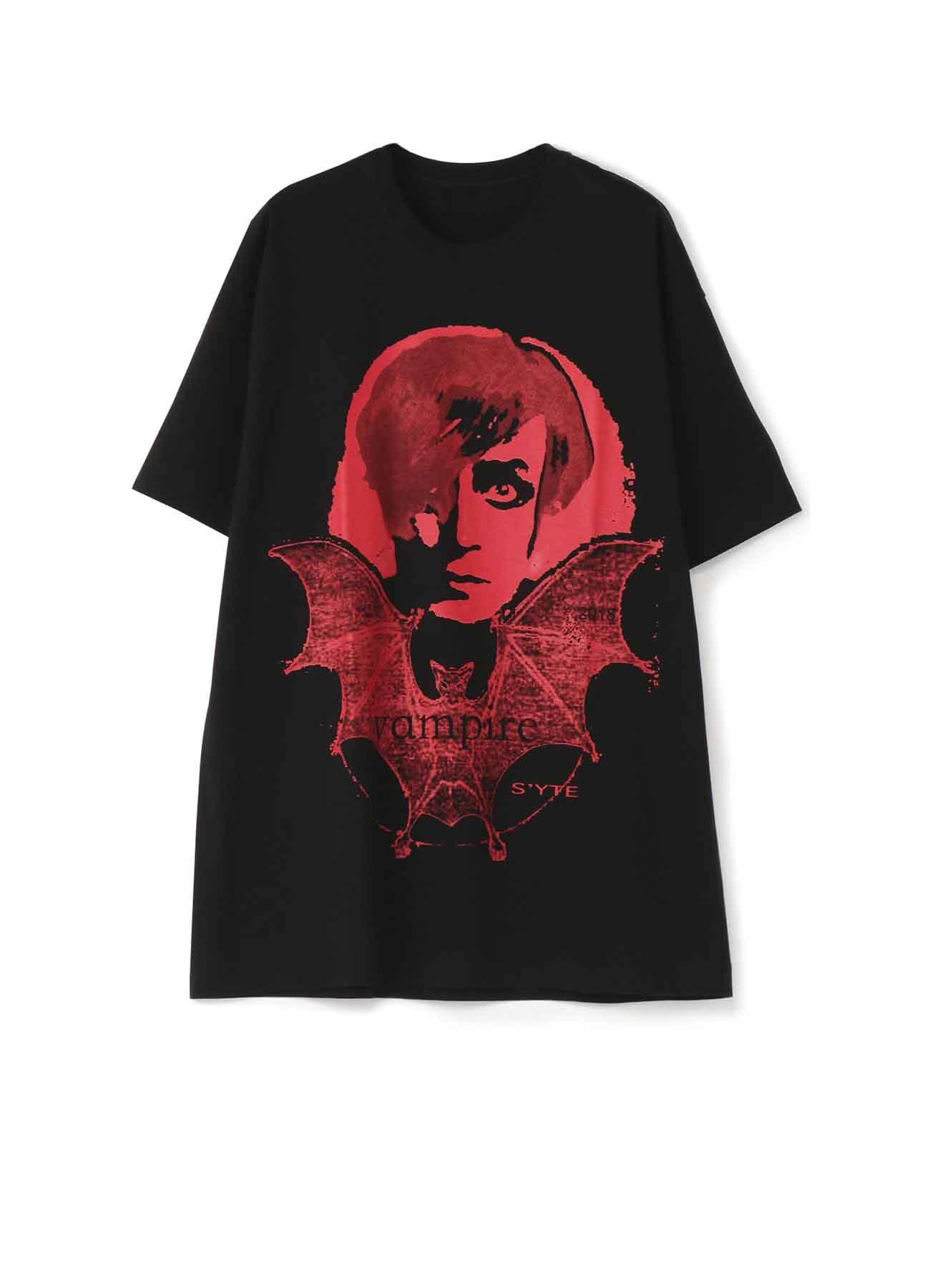 20/CottonJersey S'YTE Vampire T-Shirt