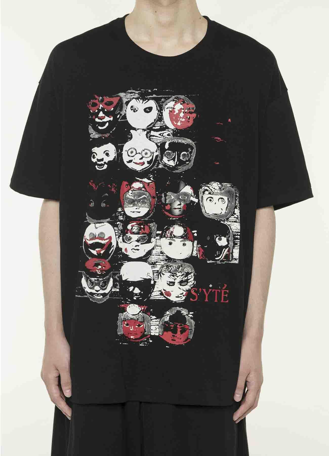 """昭和风情T恤-""""19 of The Mask"""""""