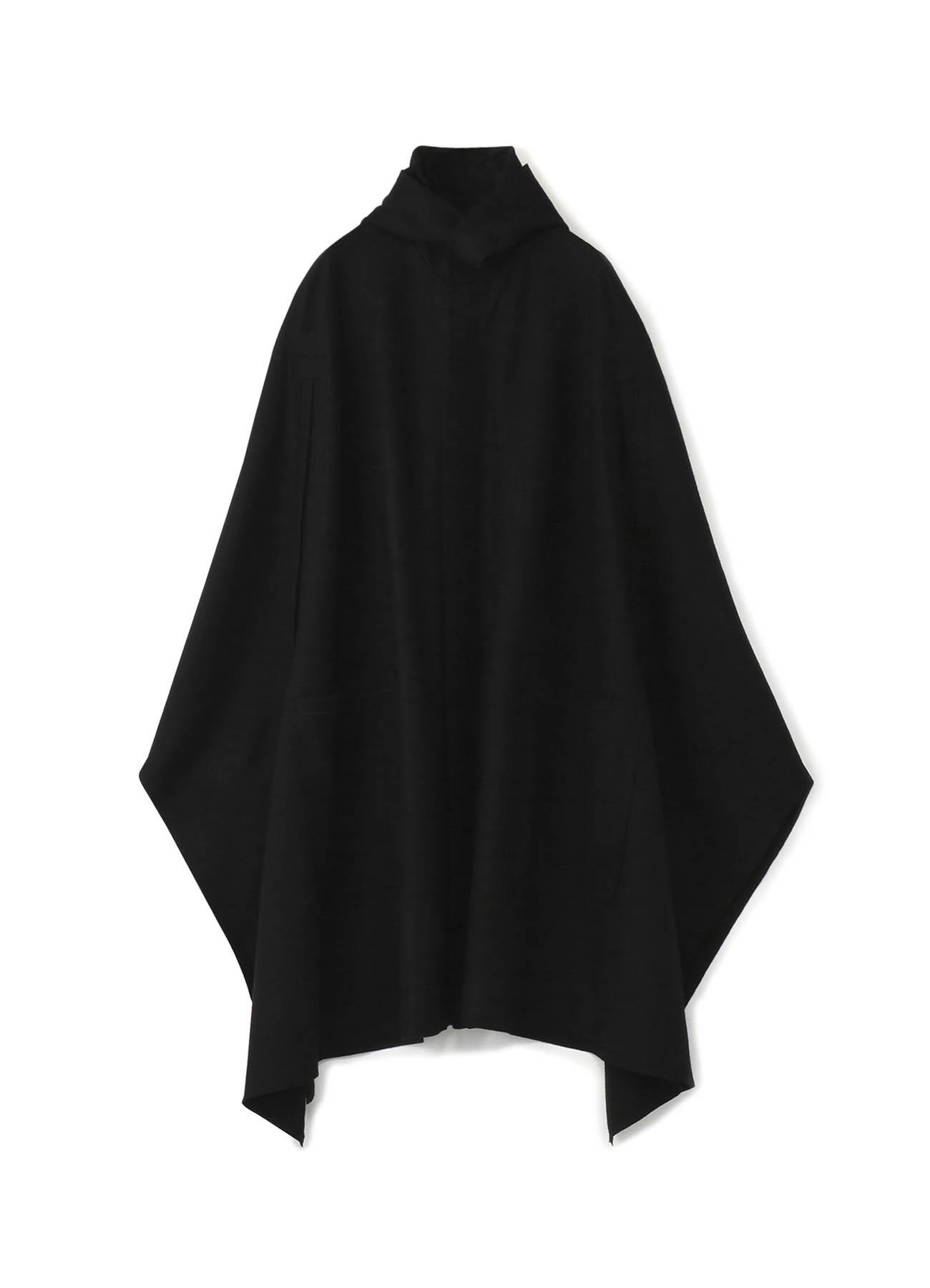 Compression Wool Mantle Hoodie
