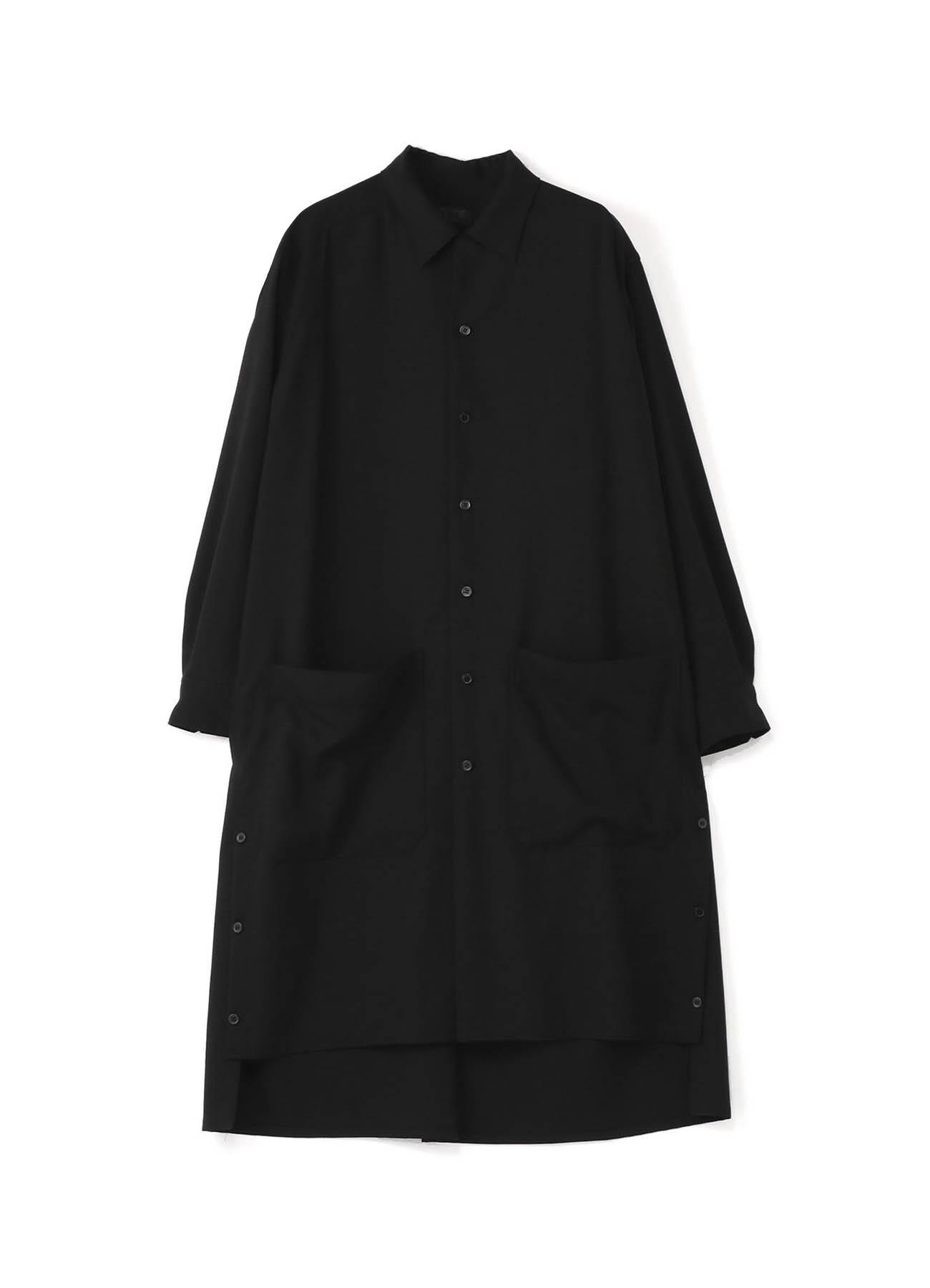羊毛1/72布长衬衫