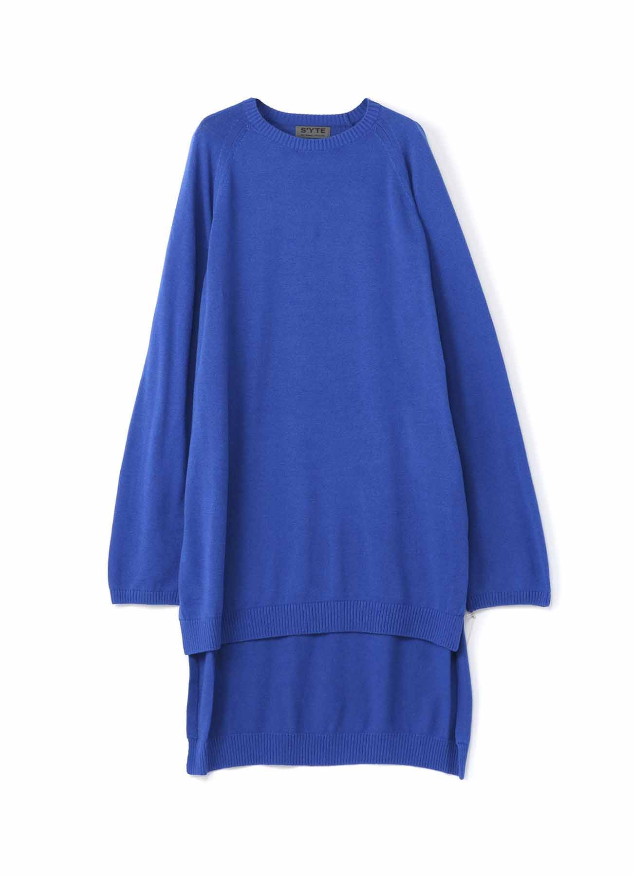 Linen/Cotton Long pullover