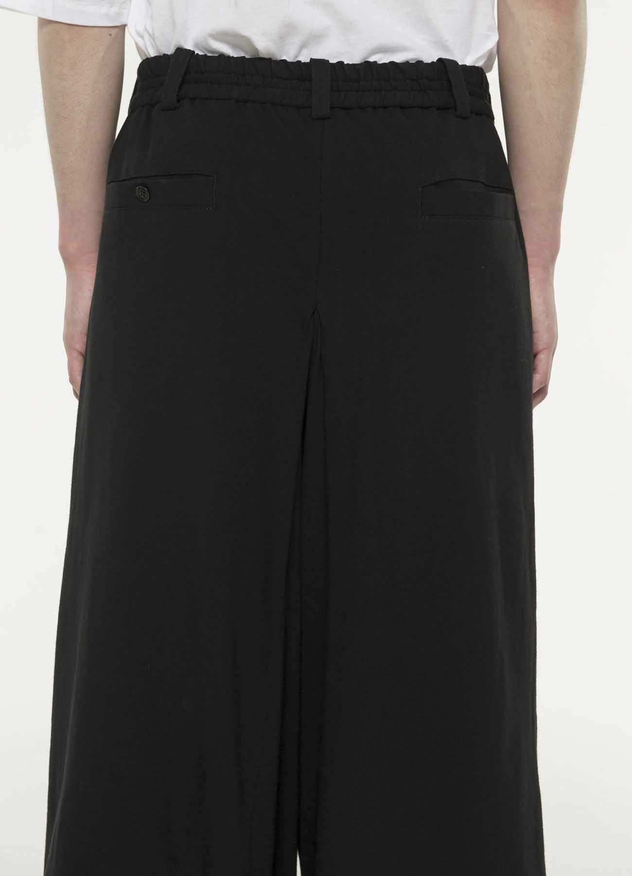 40/2Cotton Jersey Hakama pants