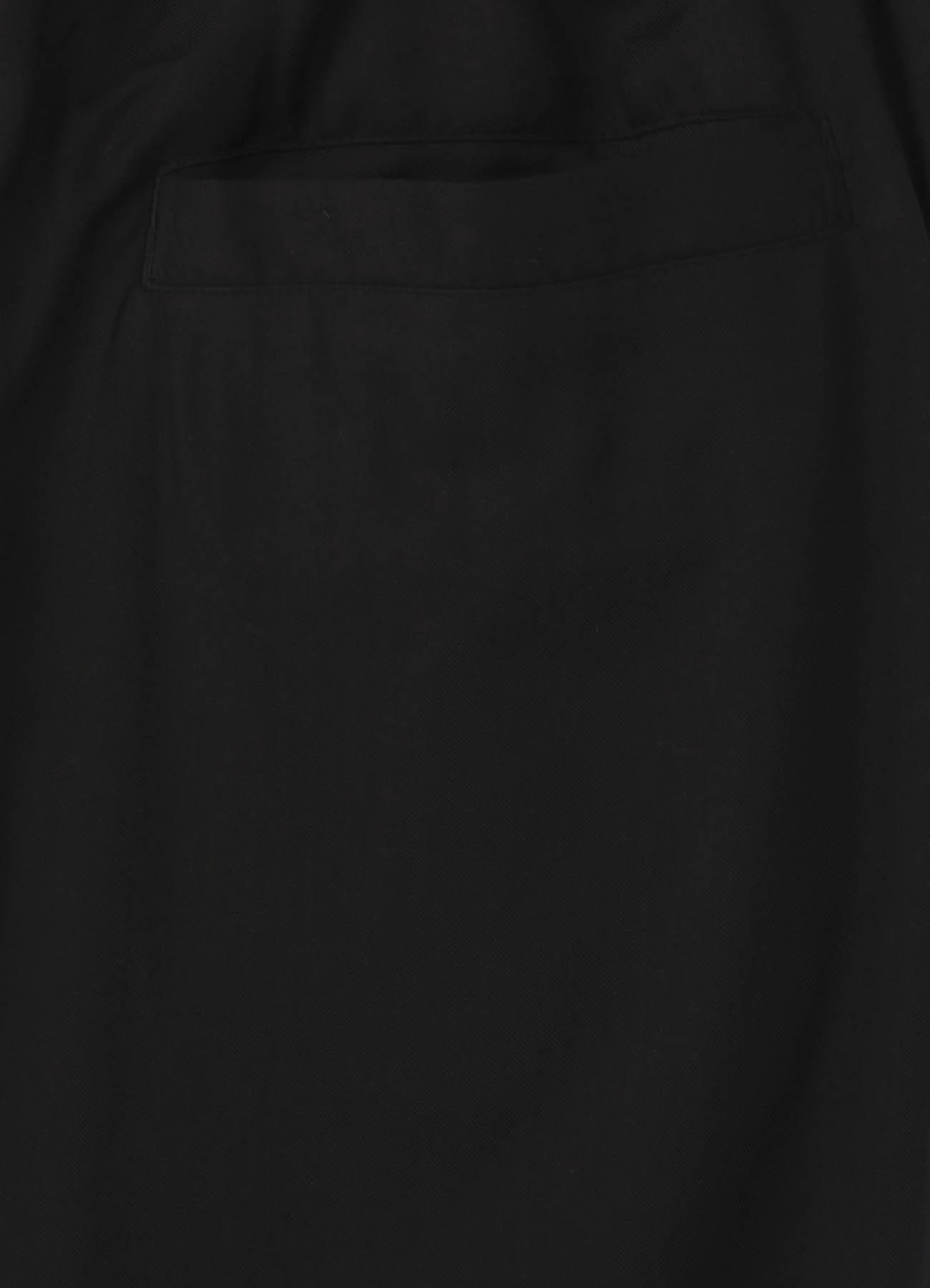 天丝和风袴设计宽裤
