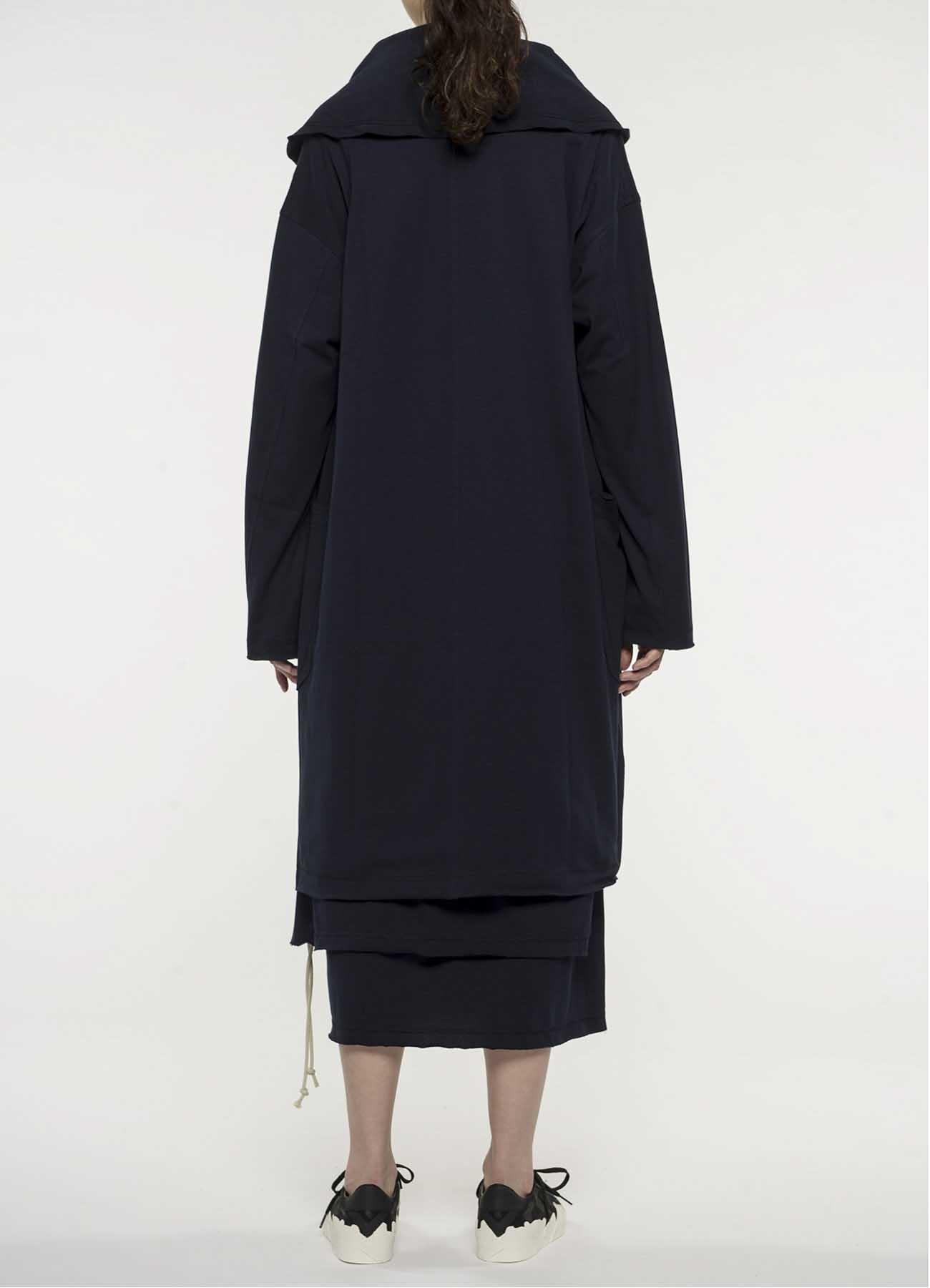 40/2Cotton Jersey Stole coat