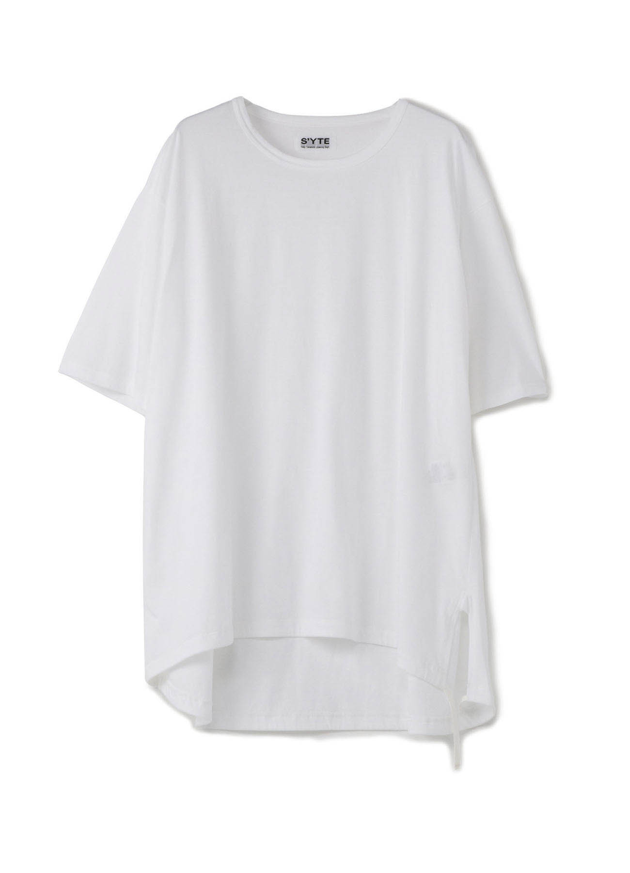 抽绳大T恤