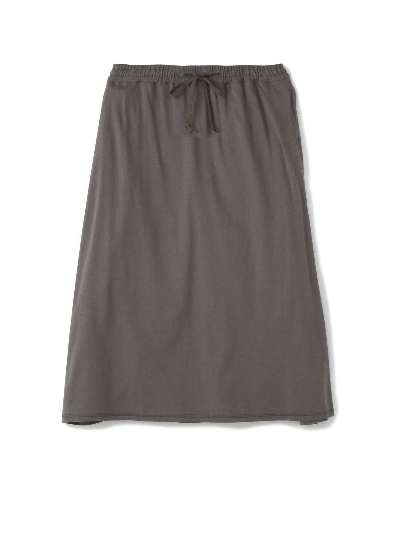 0/2纯棉平纹针织内搭裤分层裙