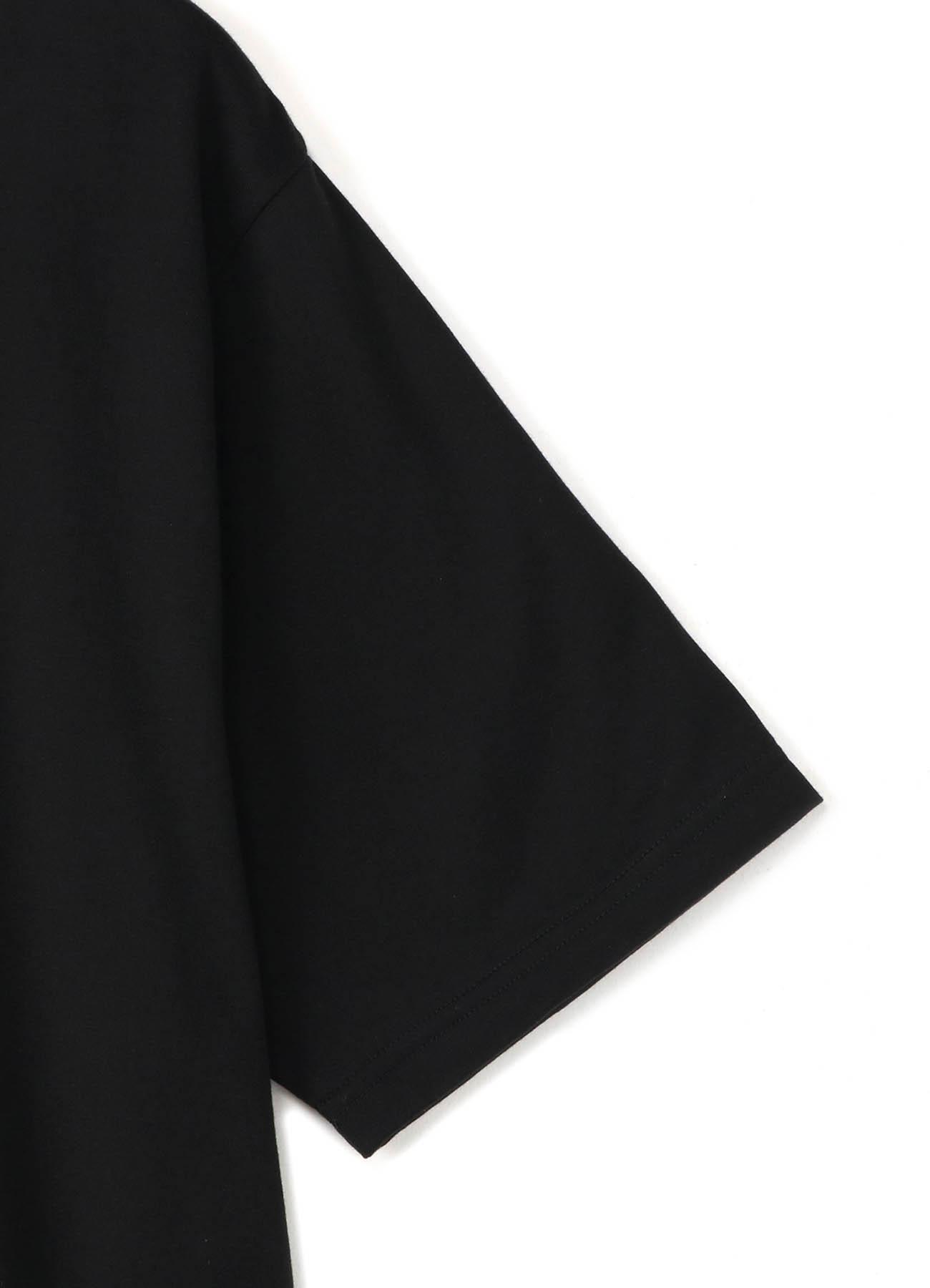 60/2 COTTON SUVIN GIZA JERSEY SHORT SLEEVE T-SHIRT (L)
