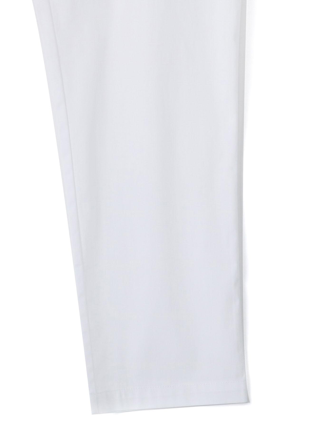 C/N STRETCH SLIM PANTS 4/5 LENGTH