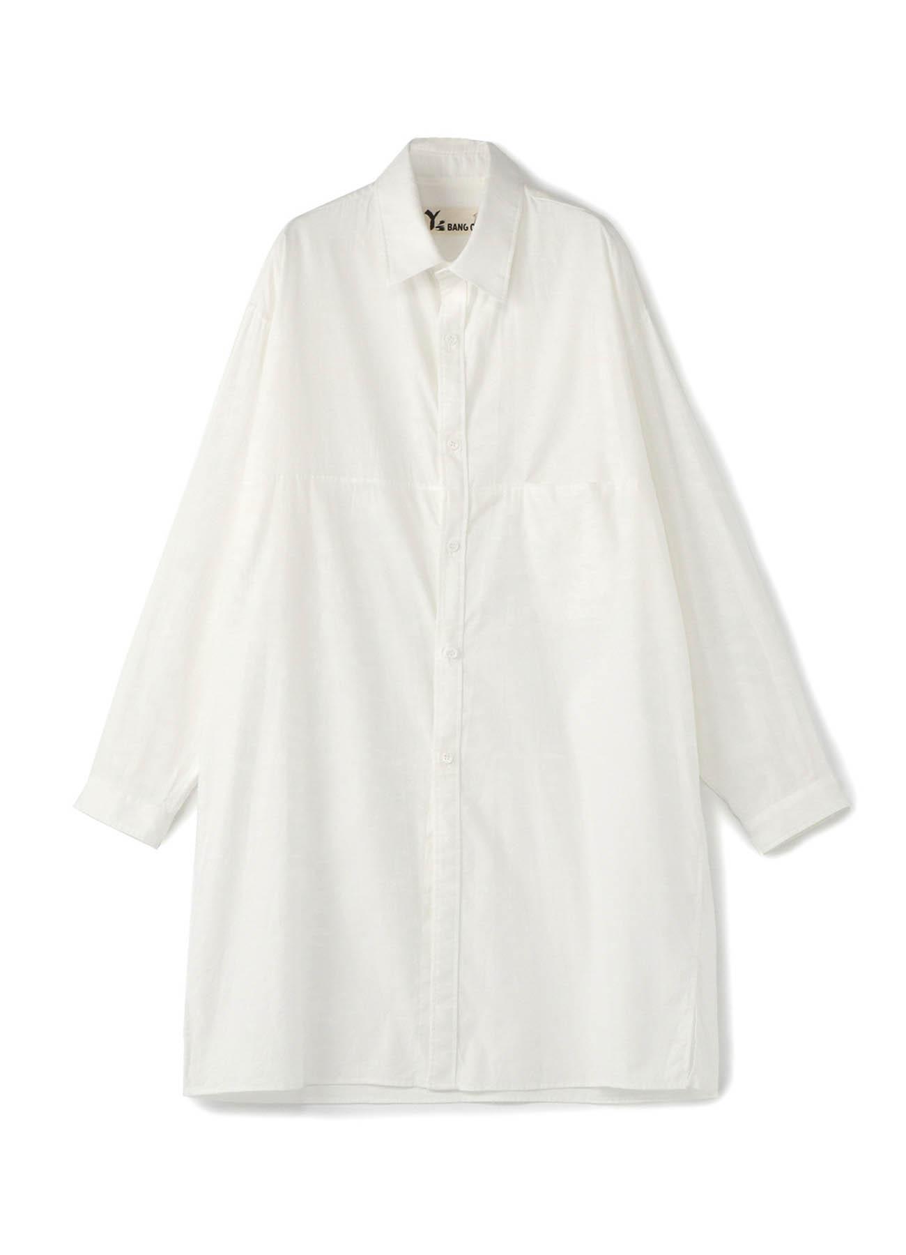 No.1 Pattern Change Blouse Cotton Twill - Thin