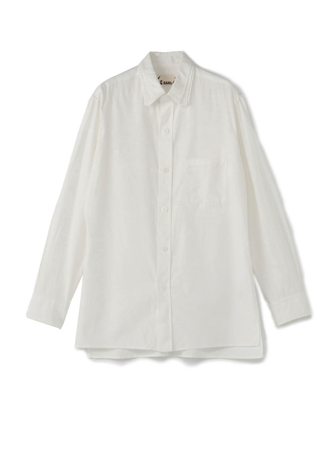 No.2 3 Layered Collar Shirt Cotton Twill - Thin