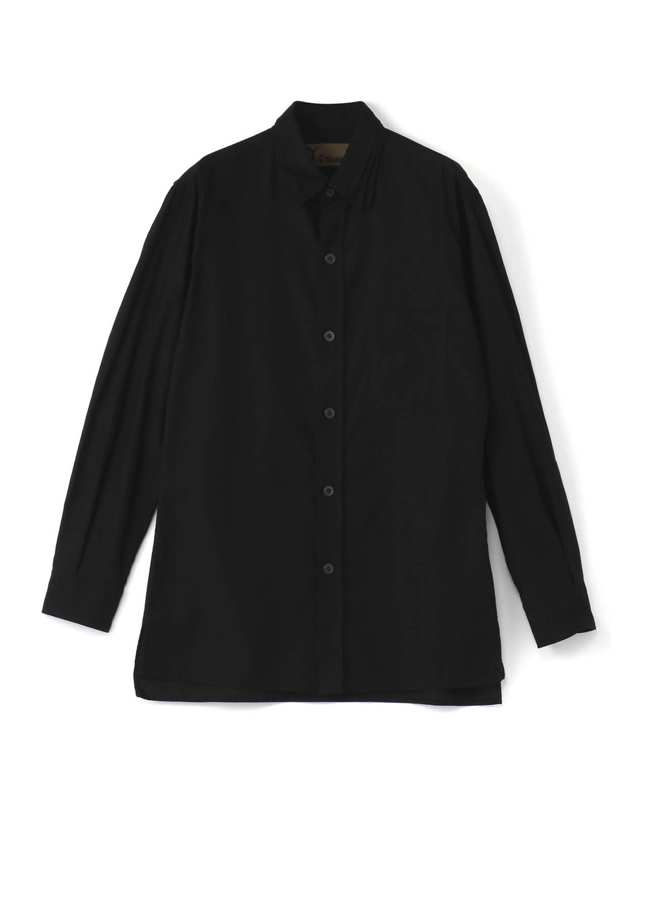 No.2 3 Layered Collar Shirt Cotton Twill - Thin