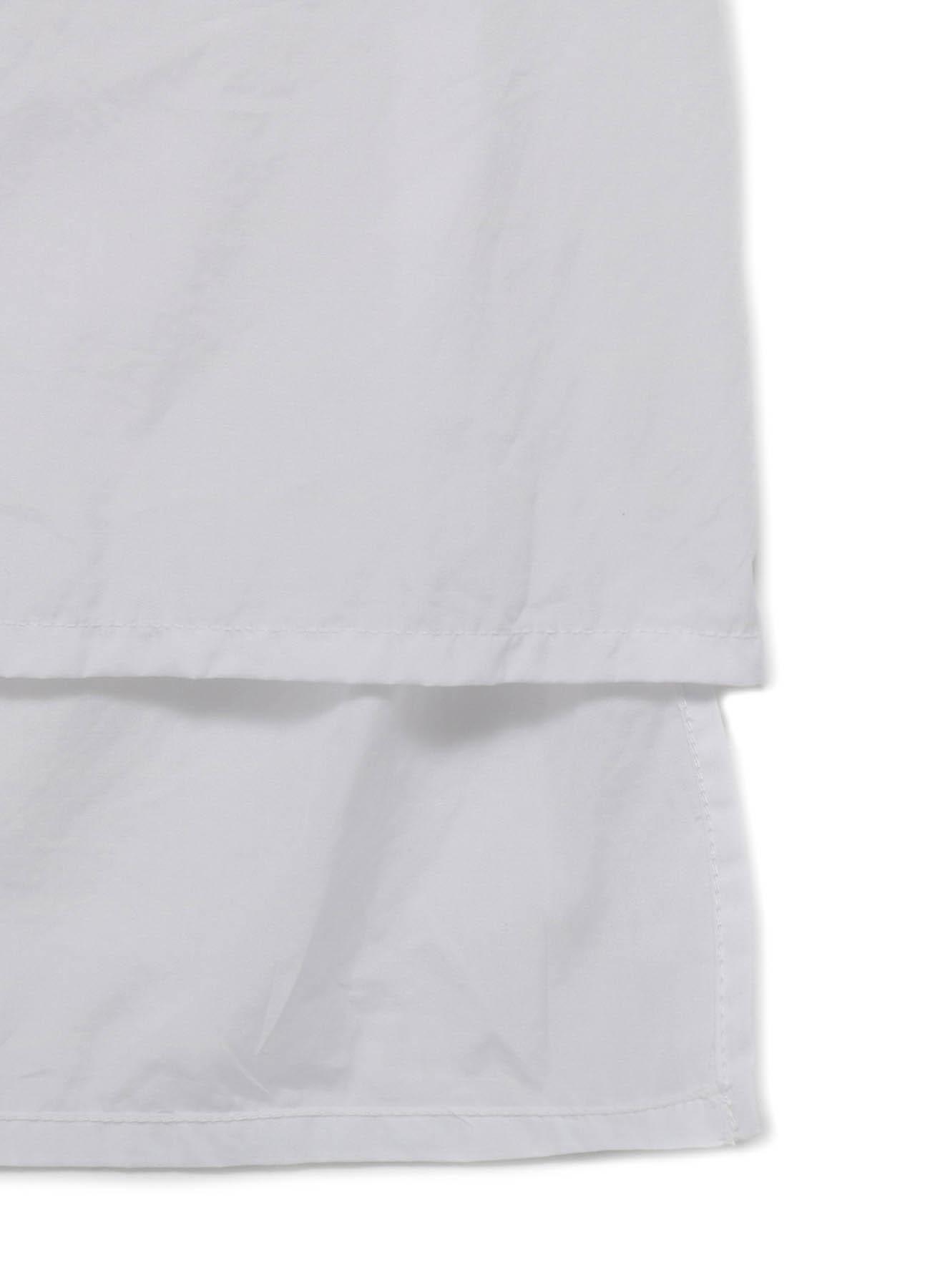 Y's BANG ON!No.4? Big silhouette Shirt Cotton broad