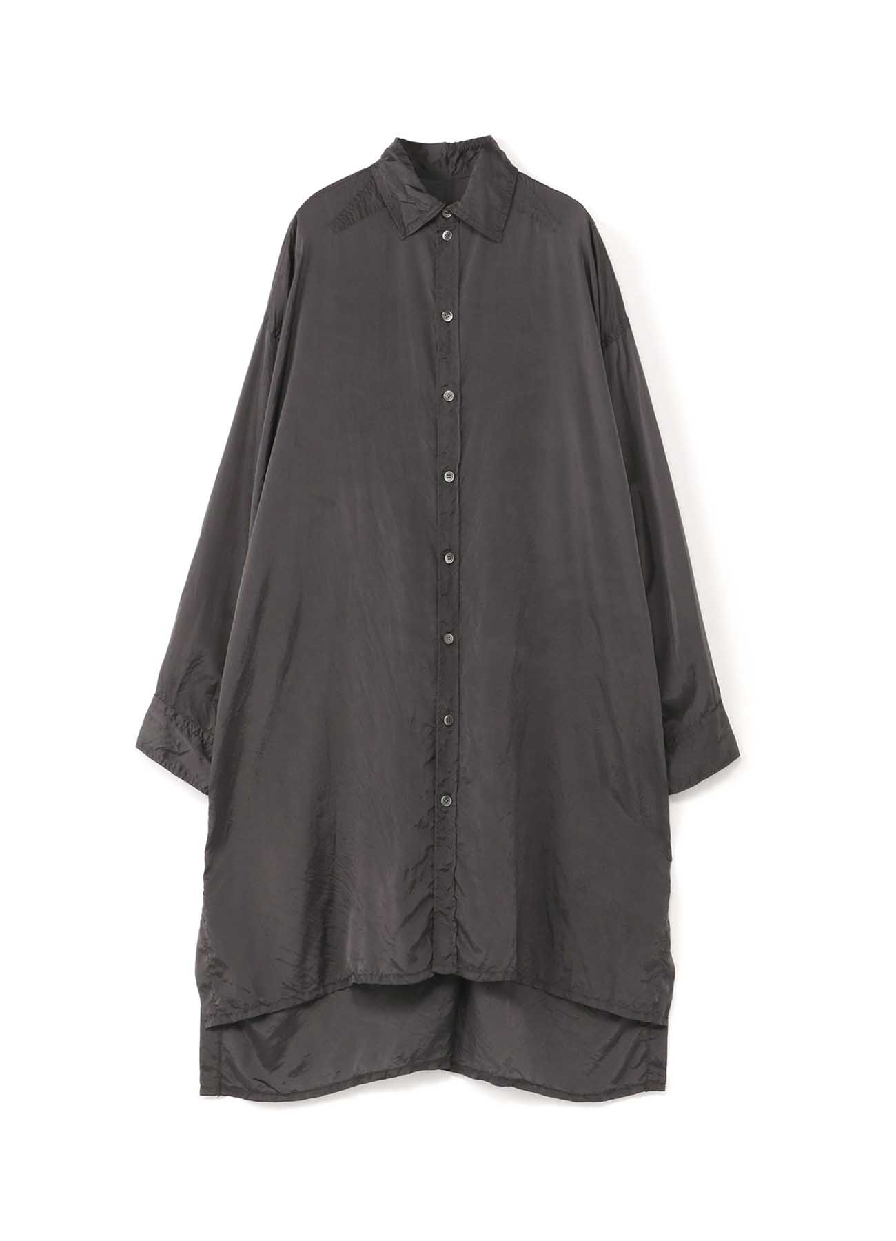 No.4 ビッグシャツ キュプラツイル