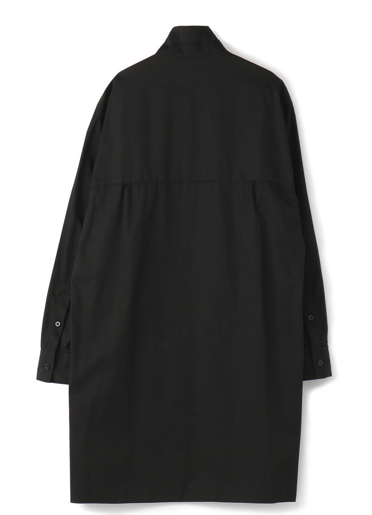 No.15 ファスナーシャツ バーバリー