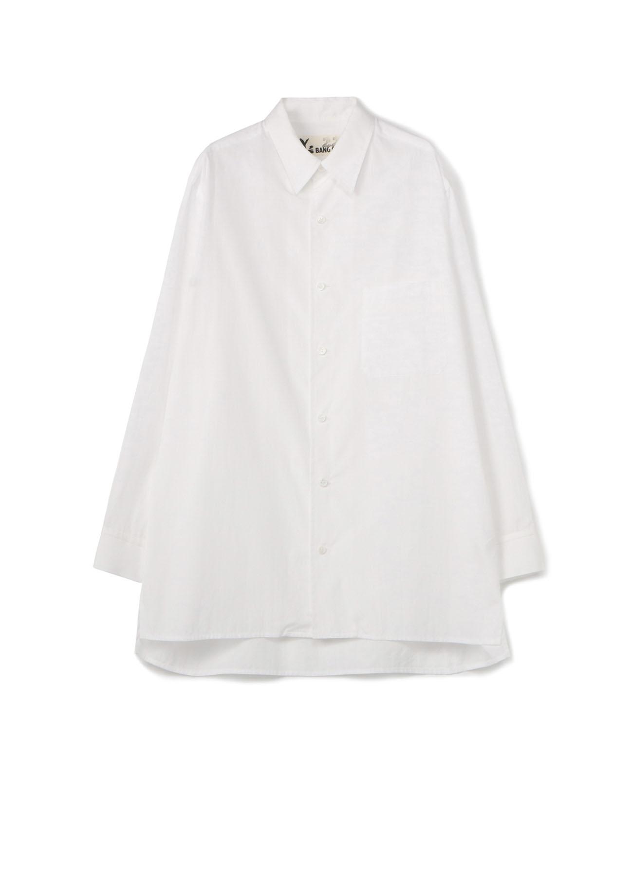No.22 细平纹衬衫