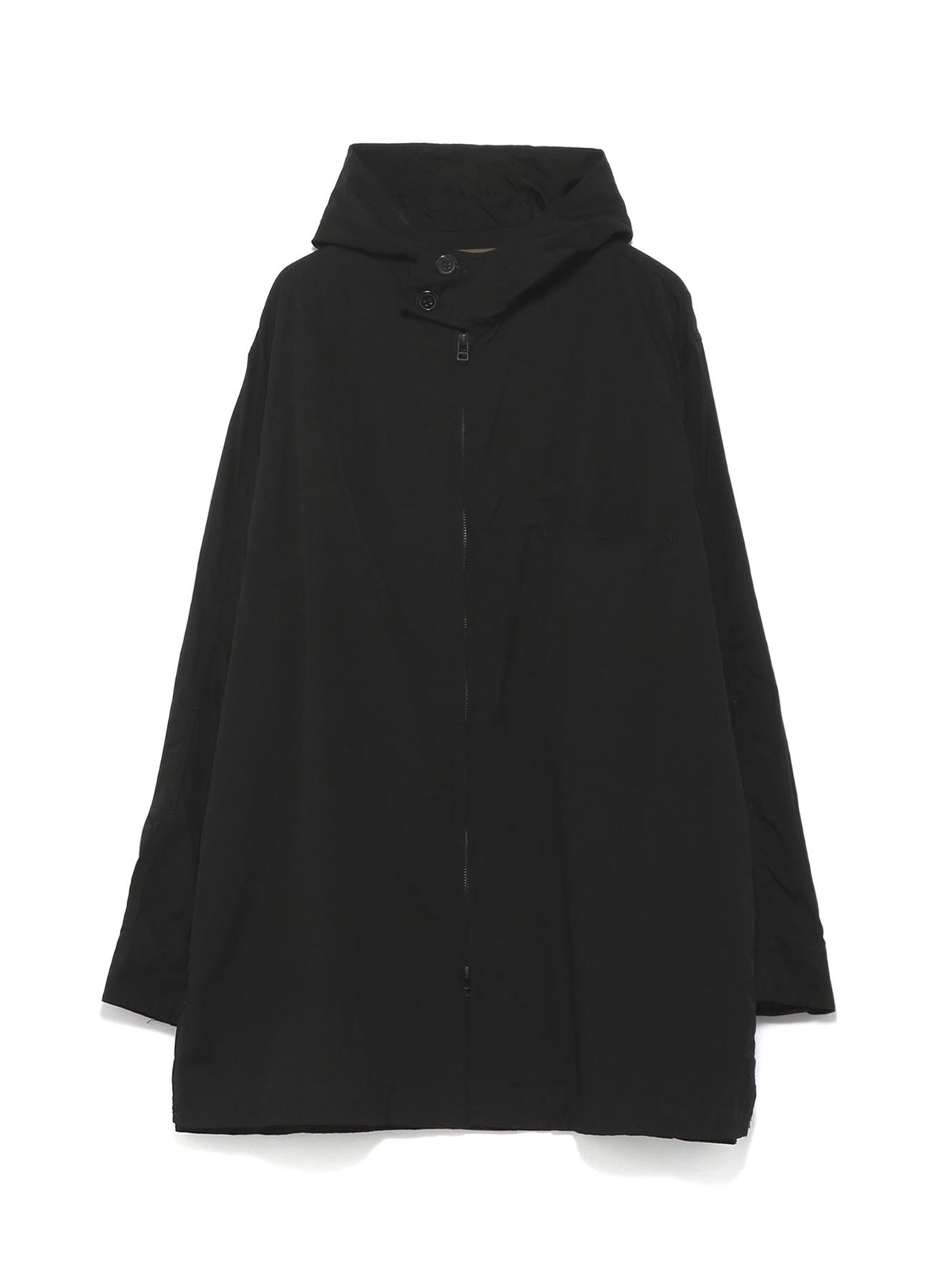 Y's BANG ON!No.30 Hooded-Shirts Cotton broad
