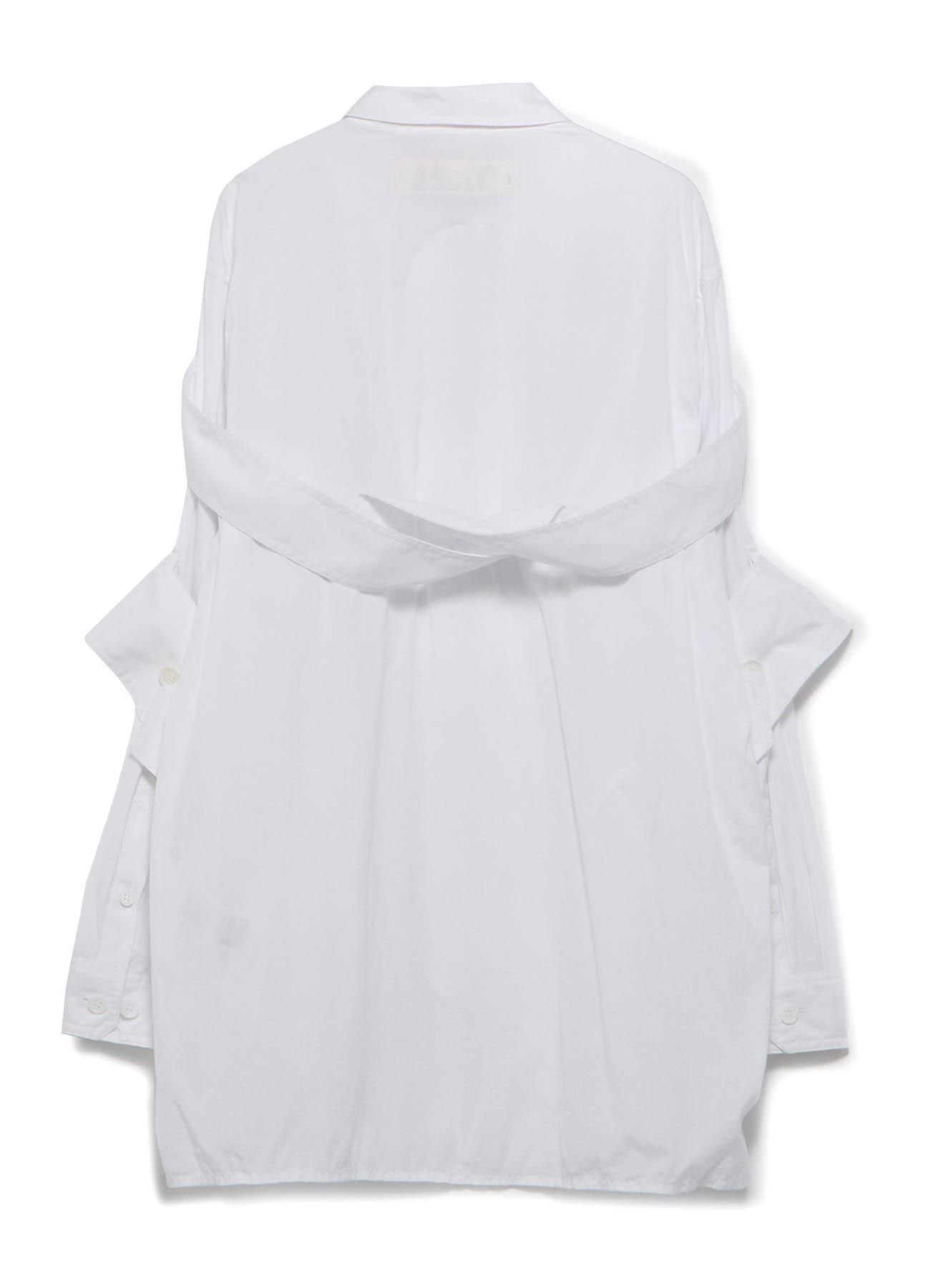Y's BANG ON!No.31 Armband-Shirts Cotton broad