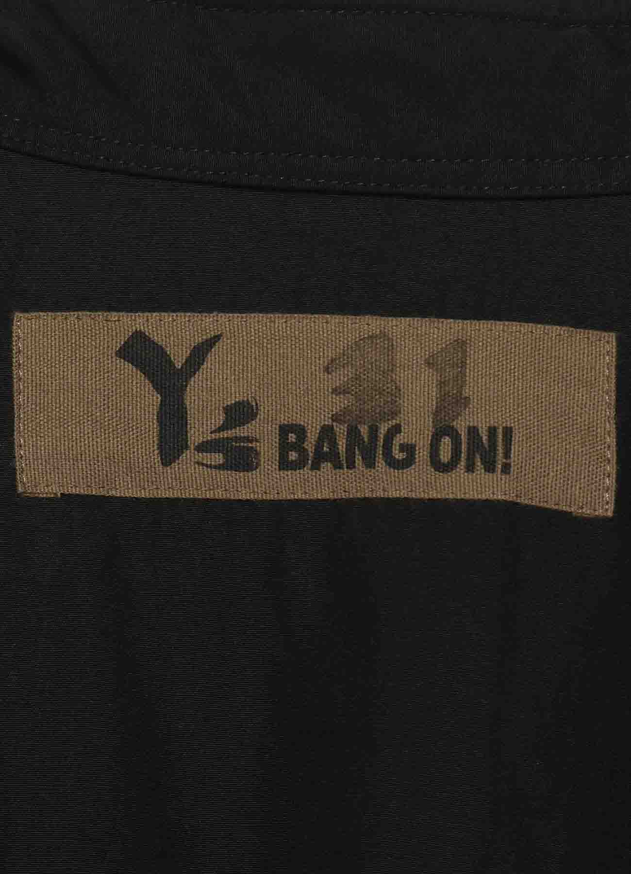 Y's BANG ON!No.31 Armband-Shirts Cotton broad
