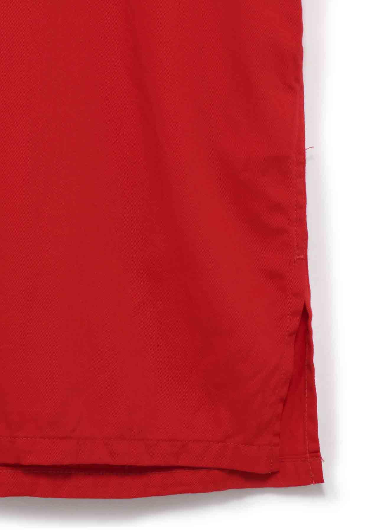 Y's BANG ON!No.32 Sleeve placket-Shirts Cotton KATSURAGI