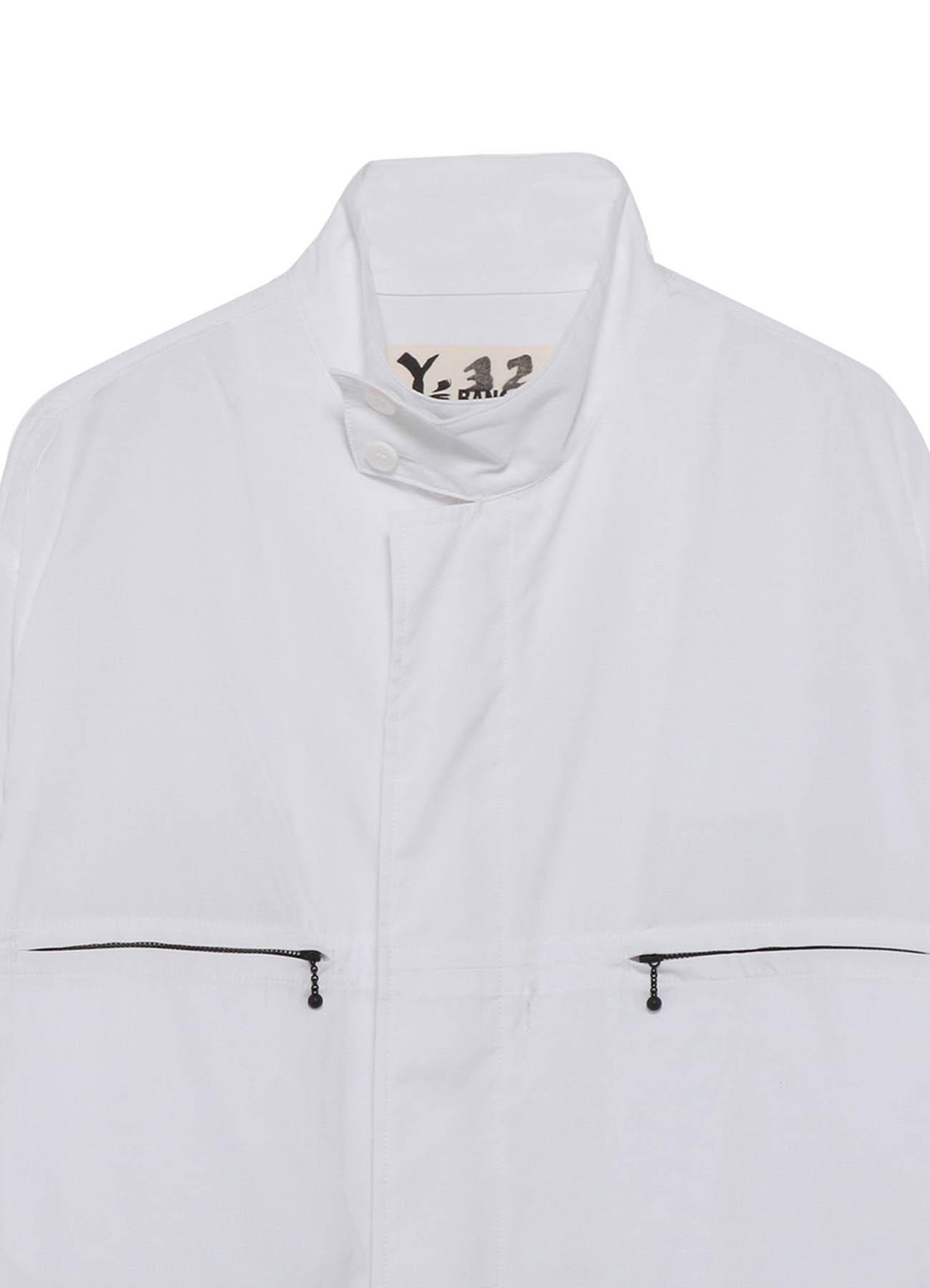 Y's BANG ON!No.32 Sleeve placket-Shirts Cotton broad