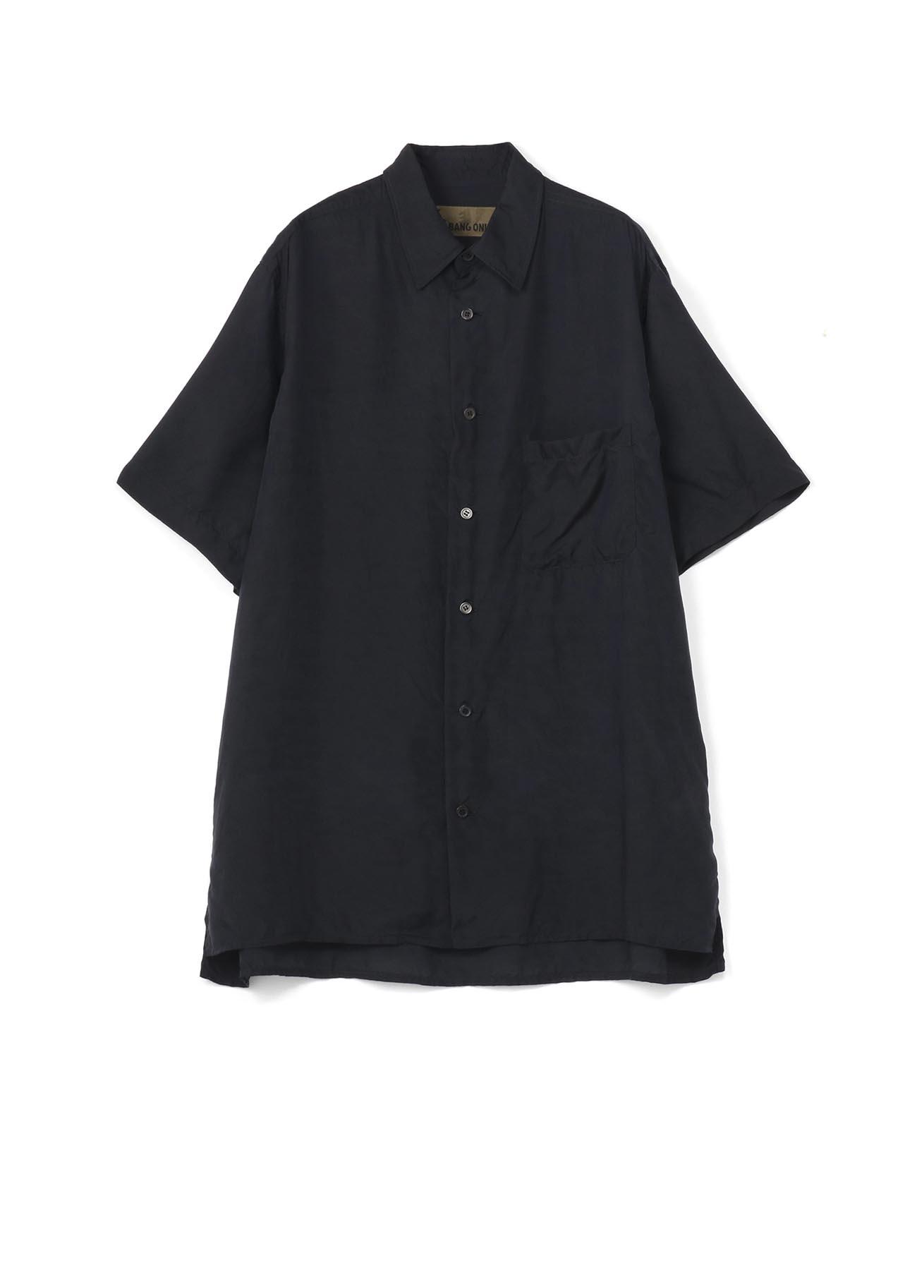 No.37 半袖シャツ キュプラツイル