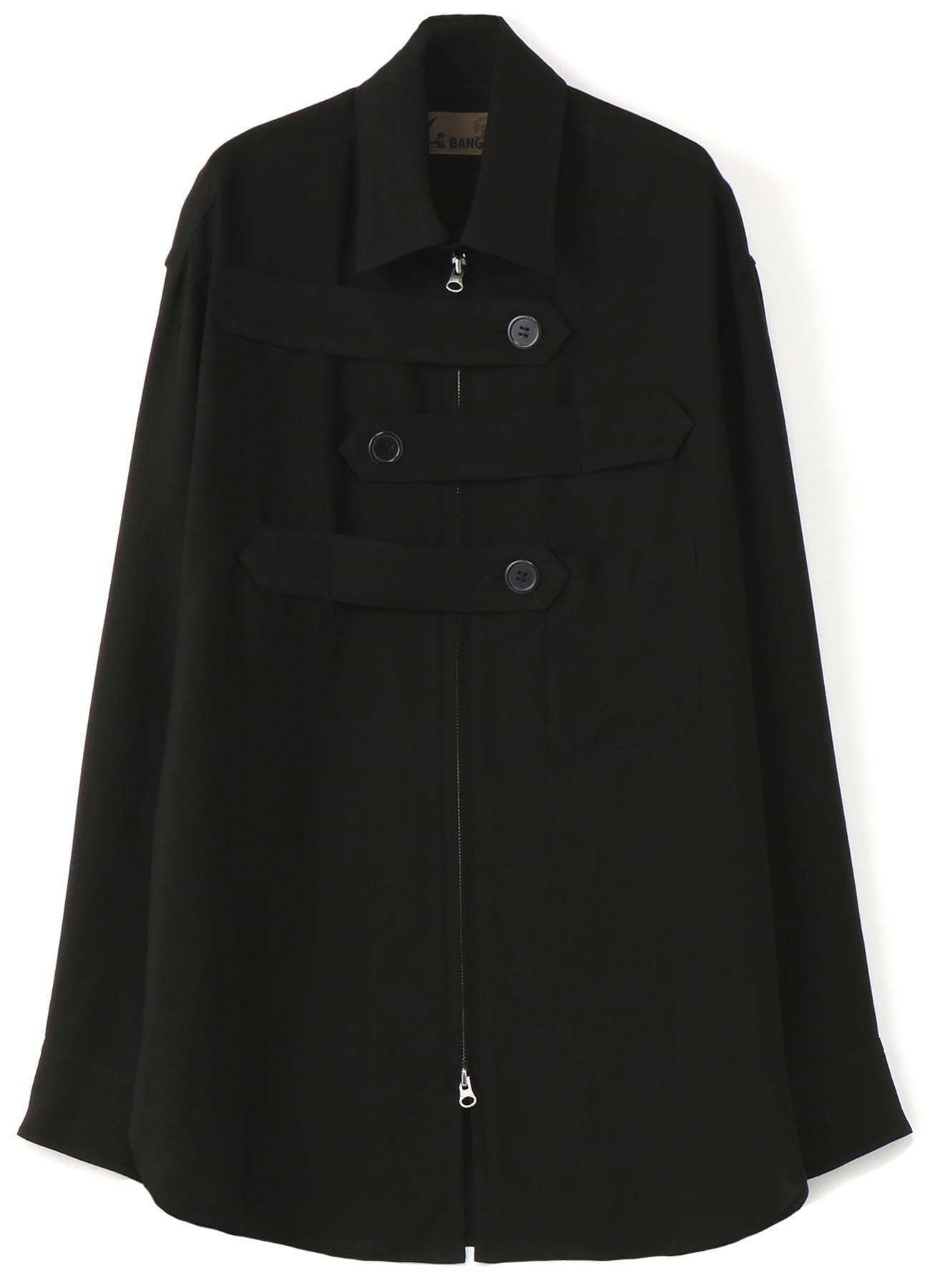 No. 51混纺标签夹克