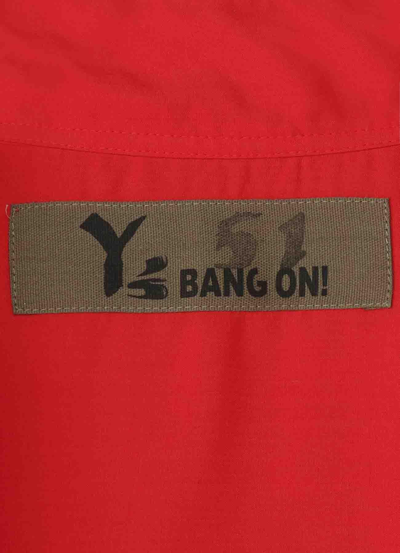No.51标签衬衫