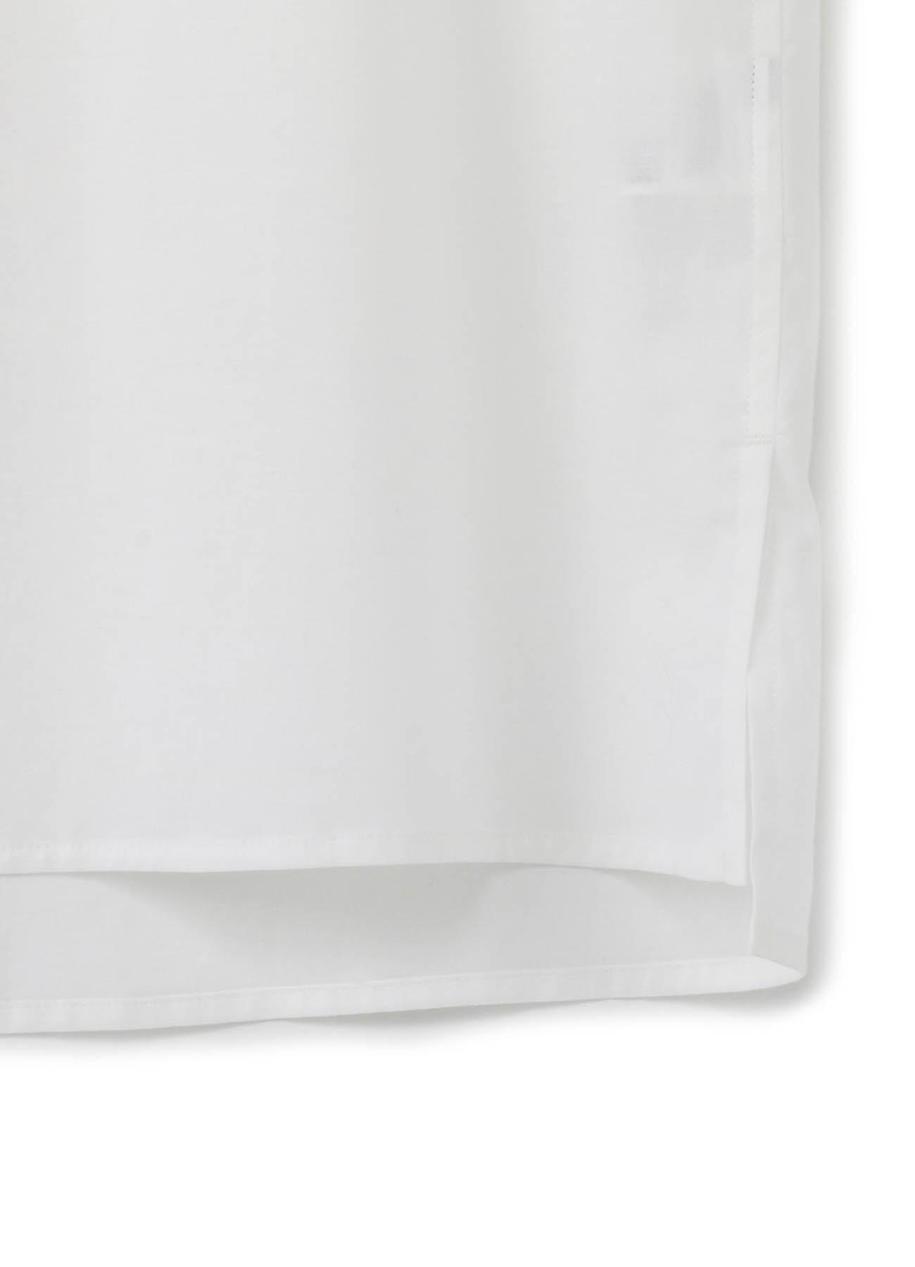No.62 纽扣领口宽松衬衫