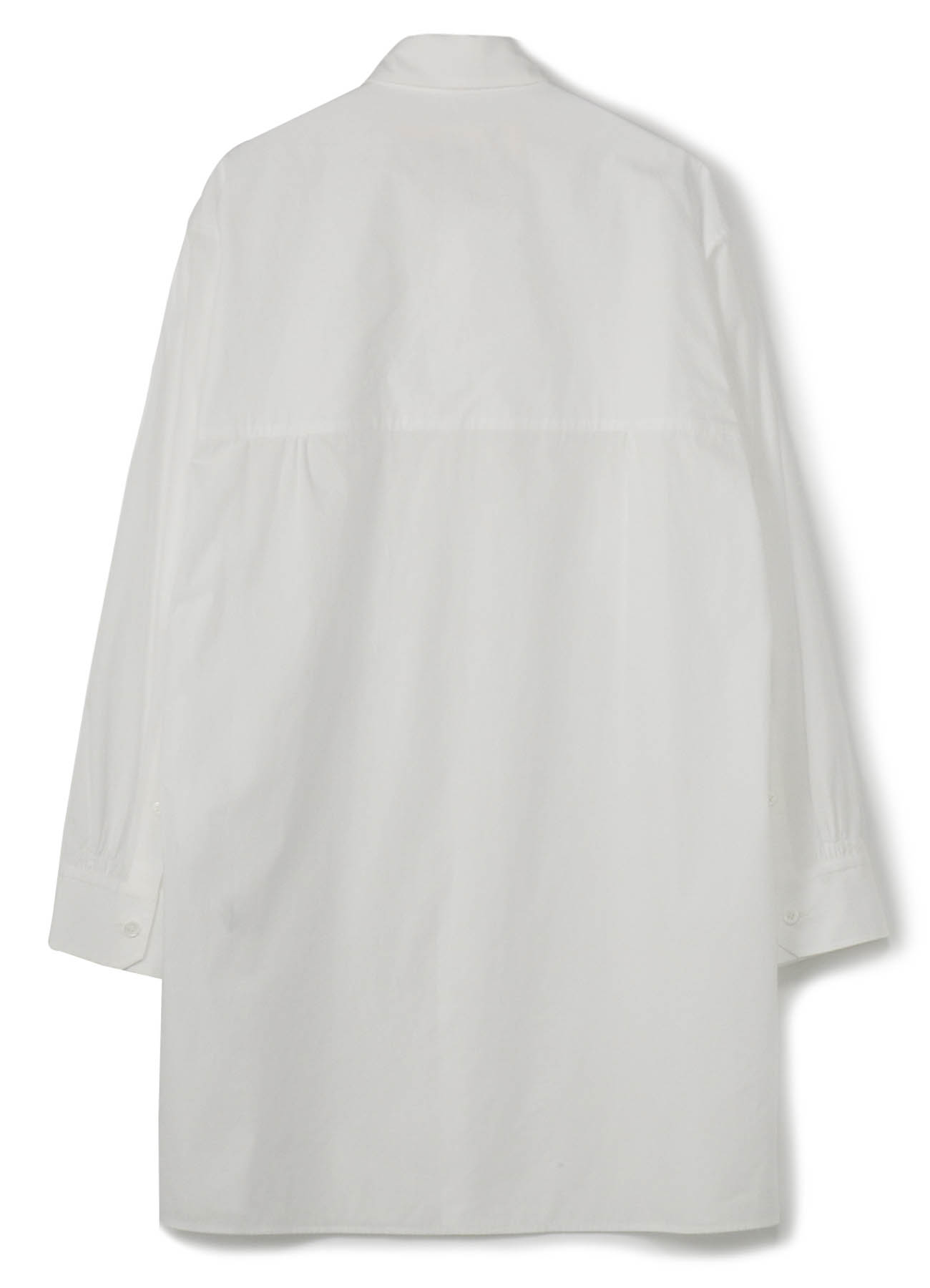 No.65 纯棉拼接口袋衬衫