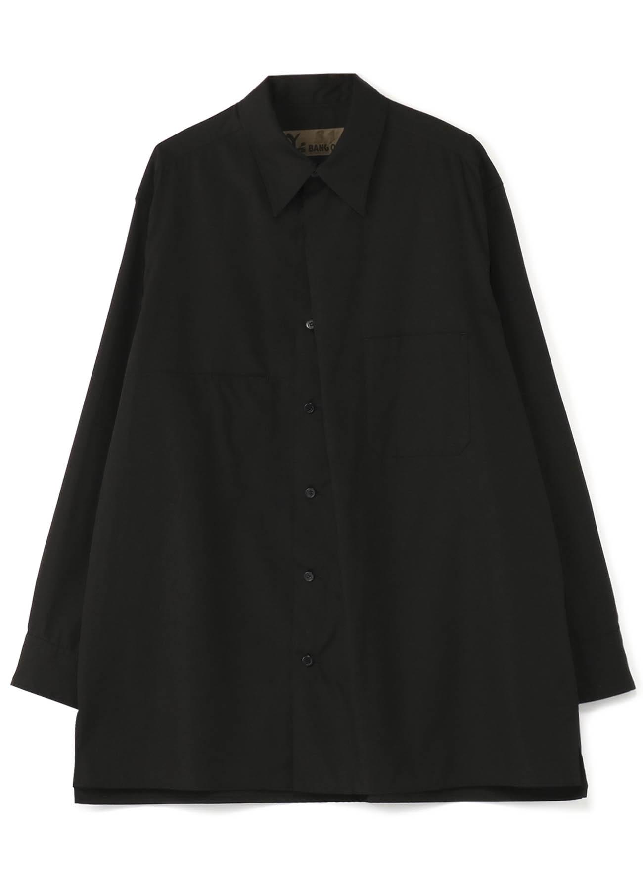 No.81 口袋装饰衬衫