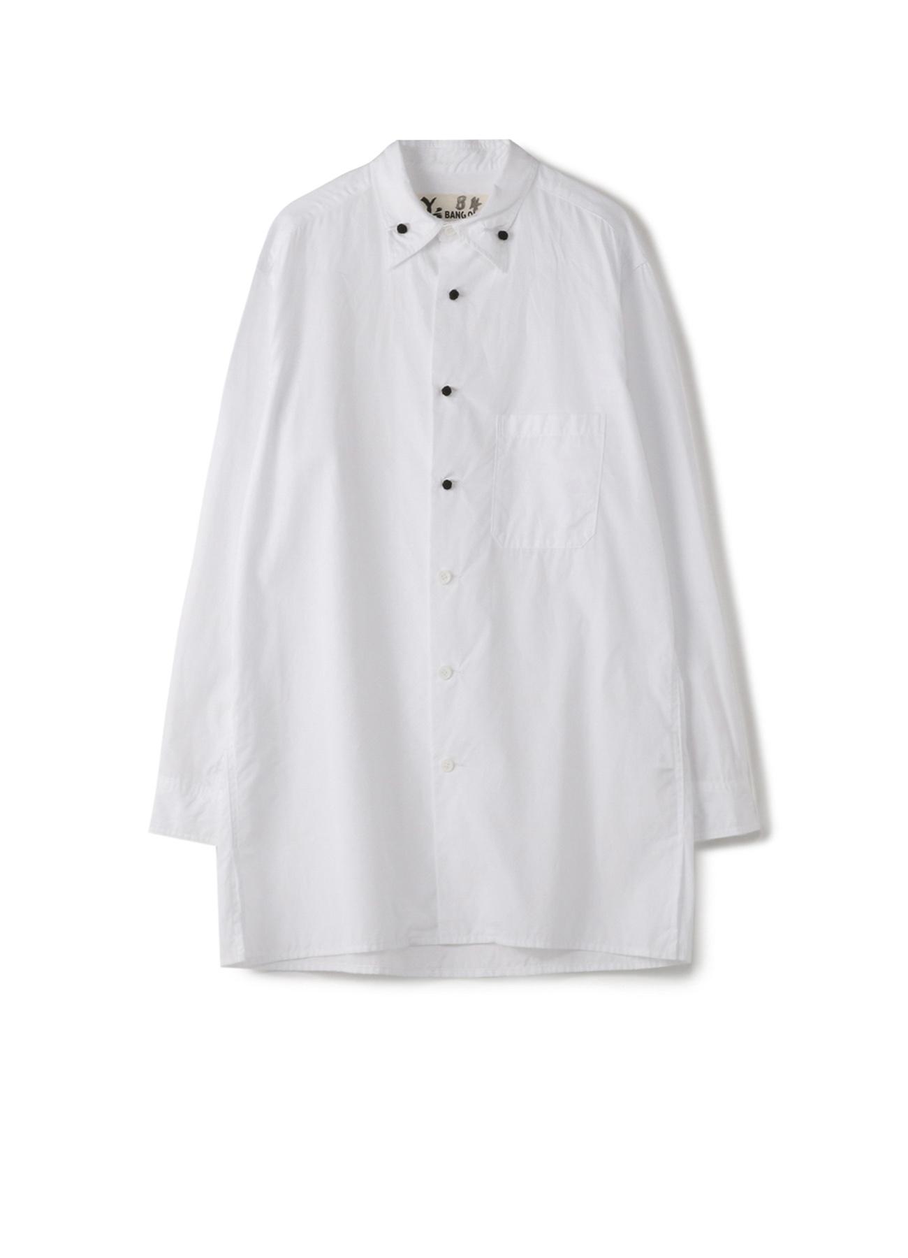 No.84 釈迦ボタンダウンシャツ