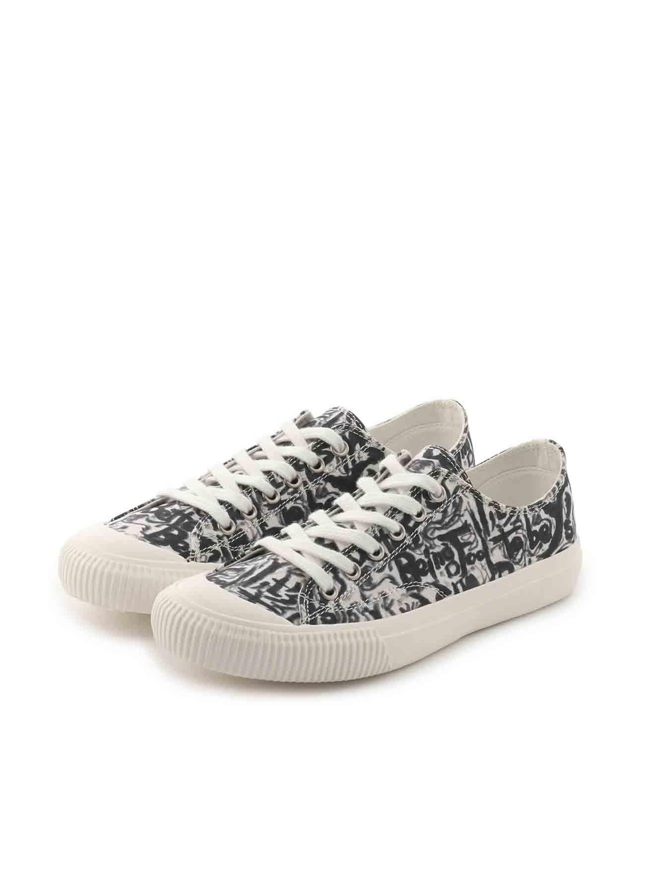 Sumie(水墨画)运动鞋