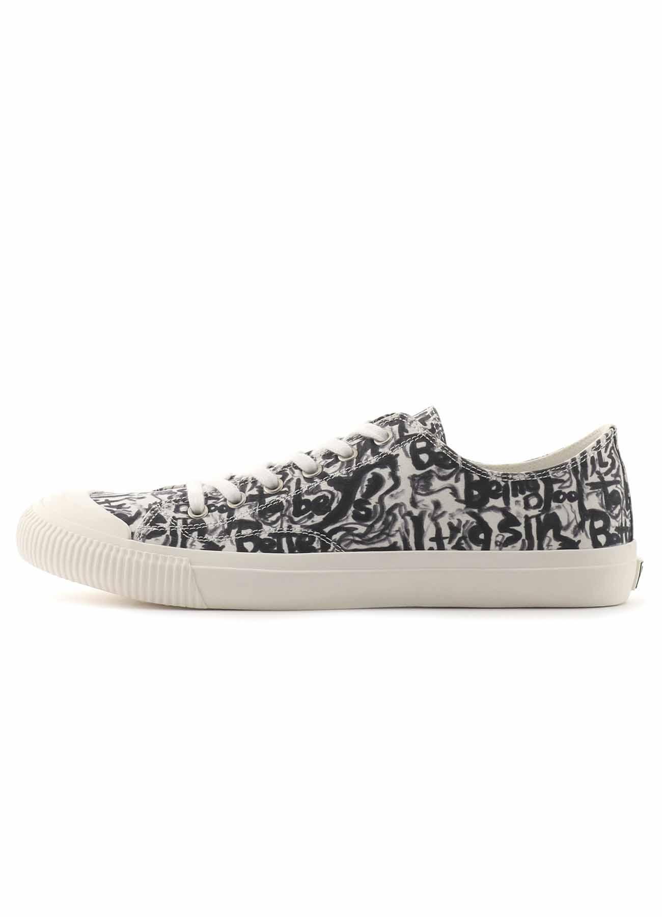 苏米(水墨画)运动鞋
