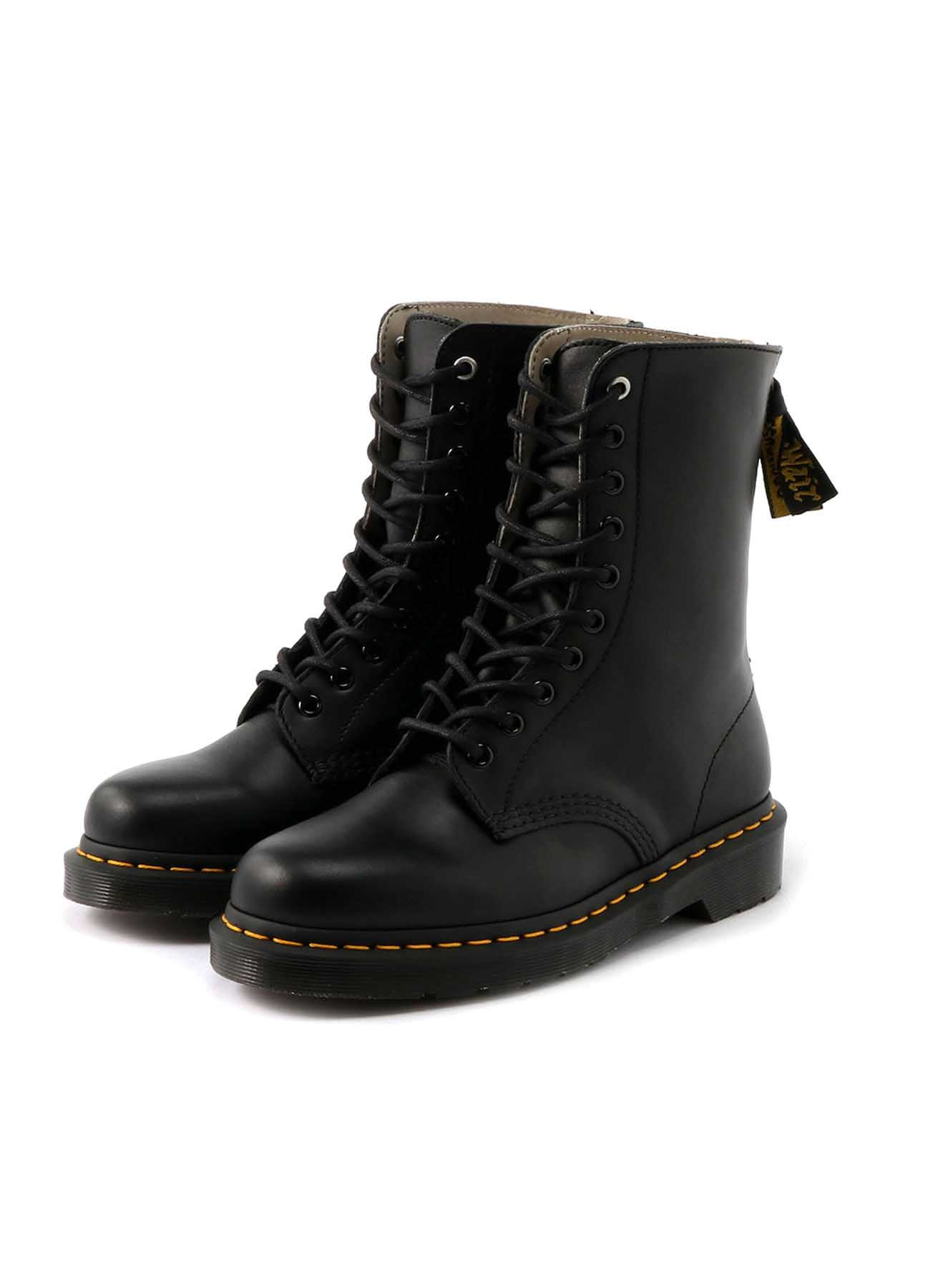 Y's x Dr.Martens 10HOLE BOOT