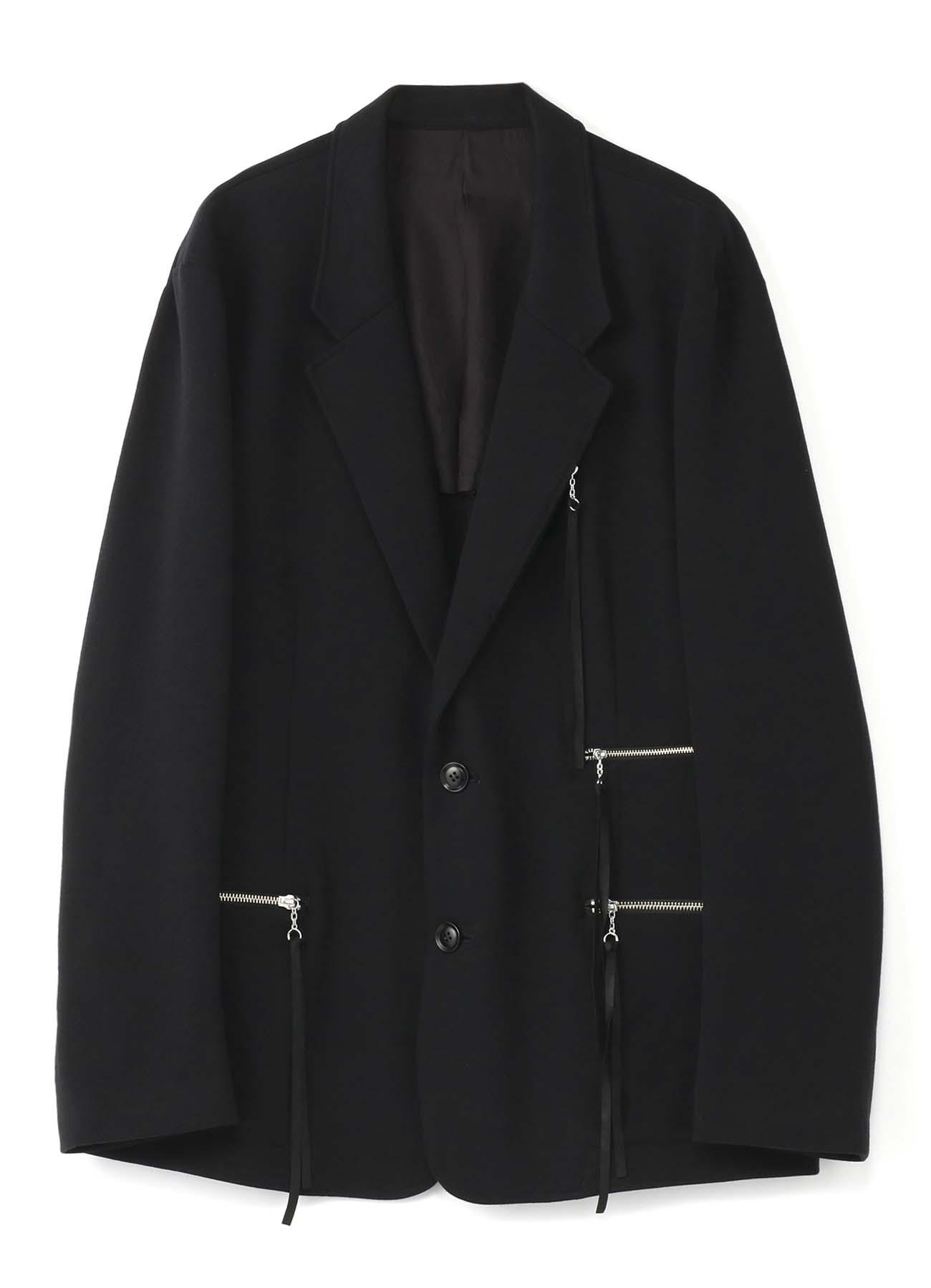 NO.27 ファスナーポケットジャケット