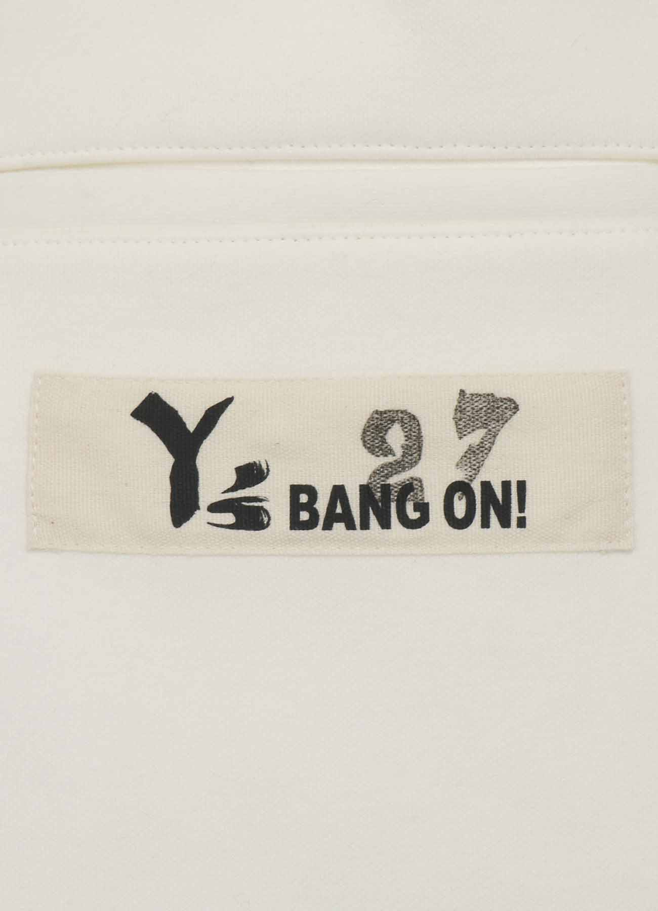 Y's 'S BANG ON!27号扣件夹克外套